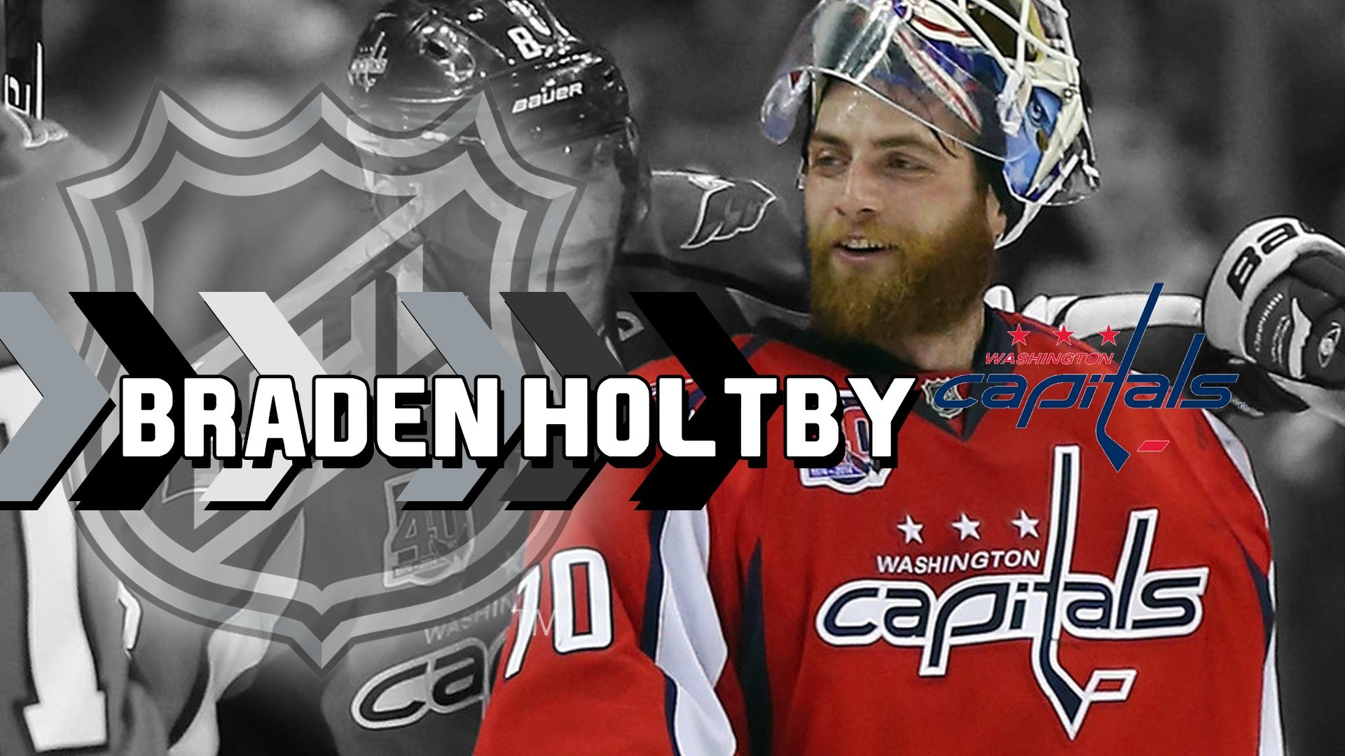 Capitals Sign Braden Holtby to 5-Year, $30.5 million Extension (NHL Free  Agency) – YouTube