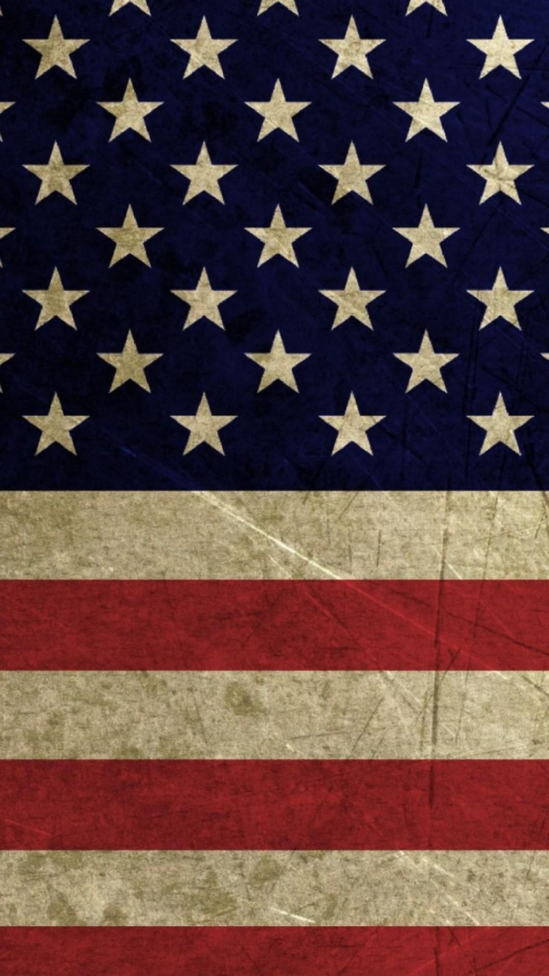 American Flag Iphone 6