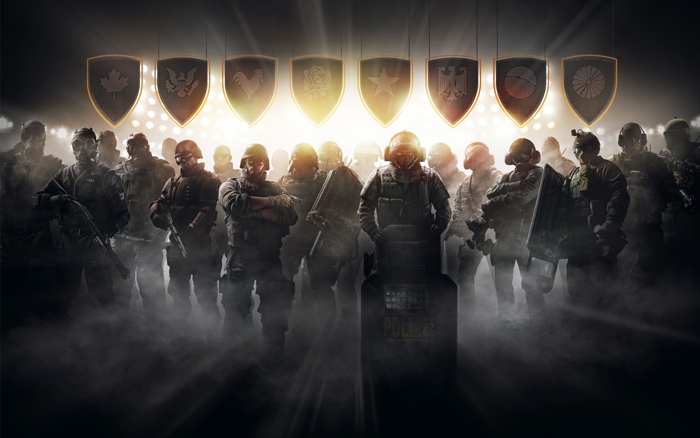 Explore Wallpapers For Desktop, Wallpaper For, and more! Tom Clancys  Rainbow 6 Patriots