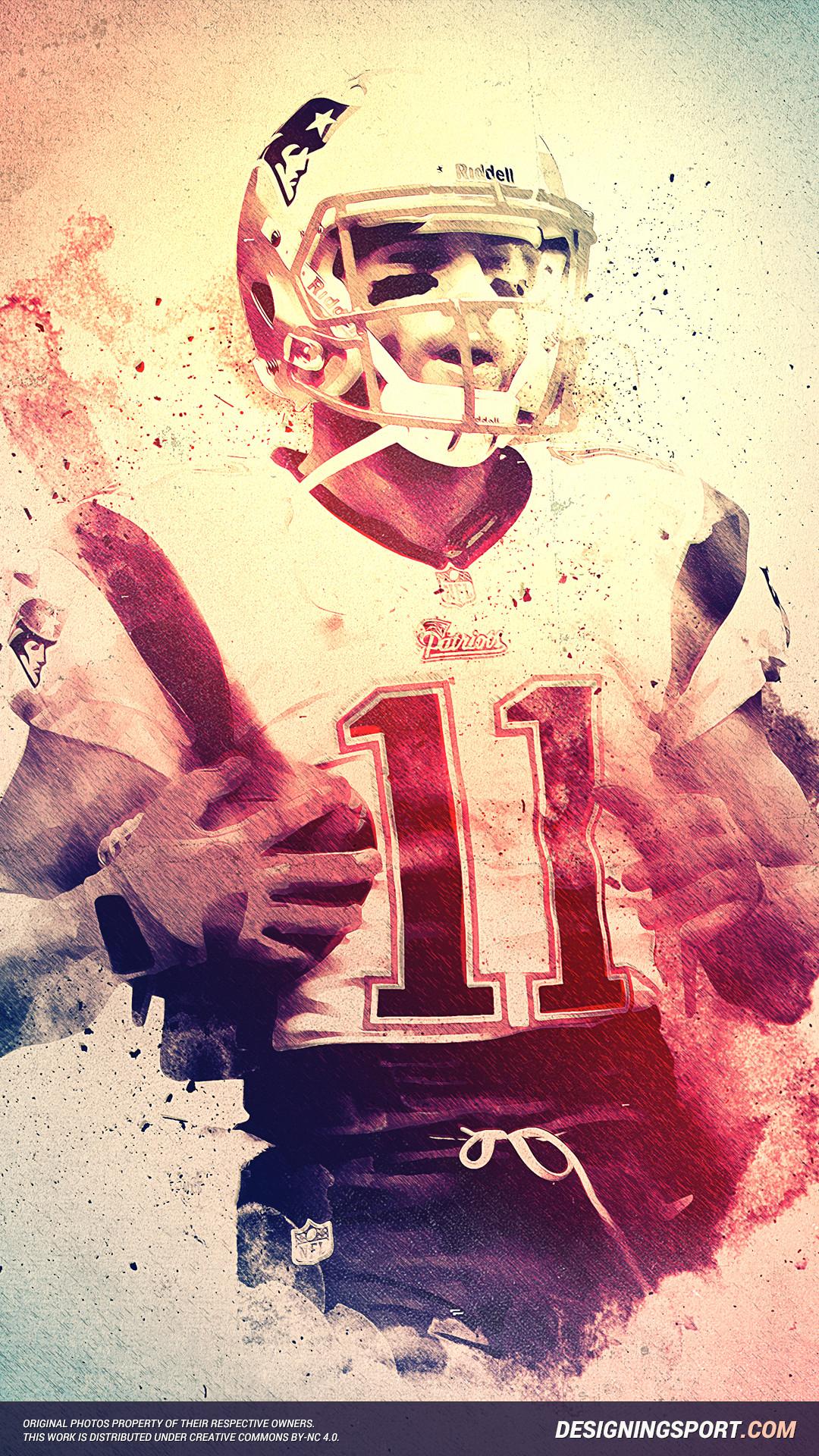 New England Patriots HD Wallpaper Pack – Vol II, ft. Tom Brady, Brandon