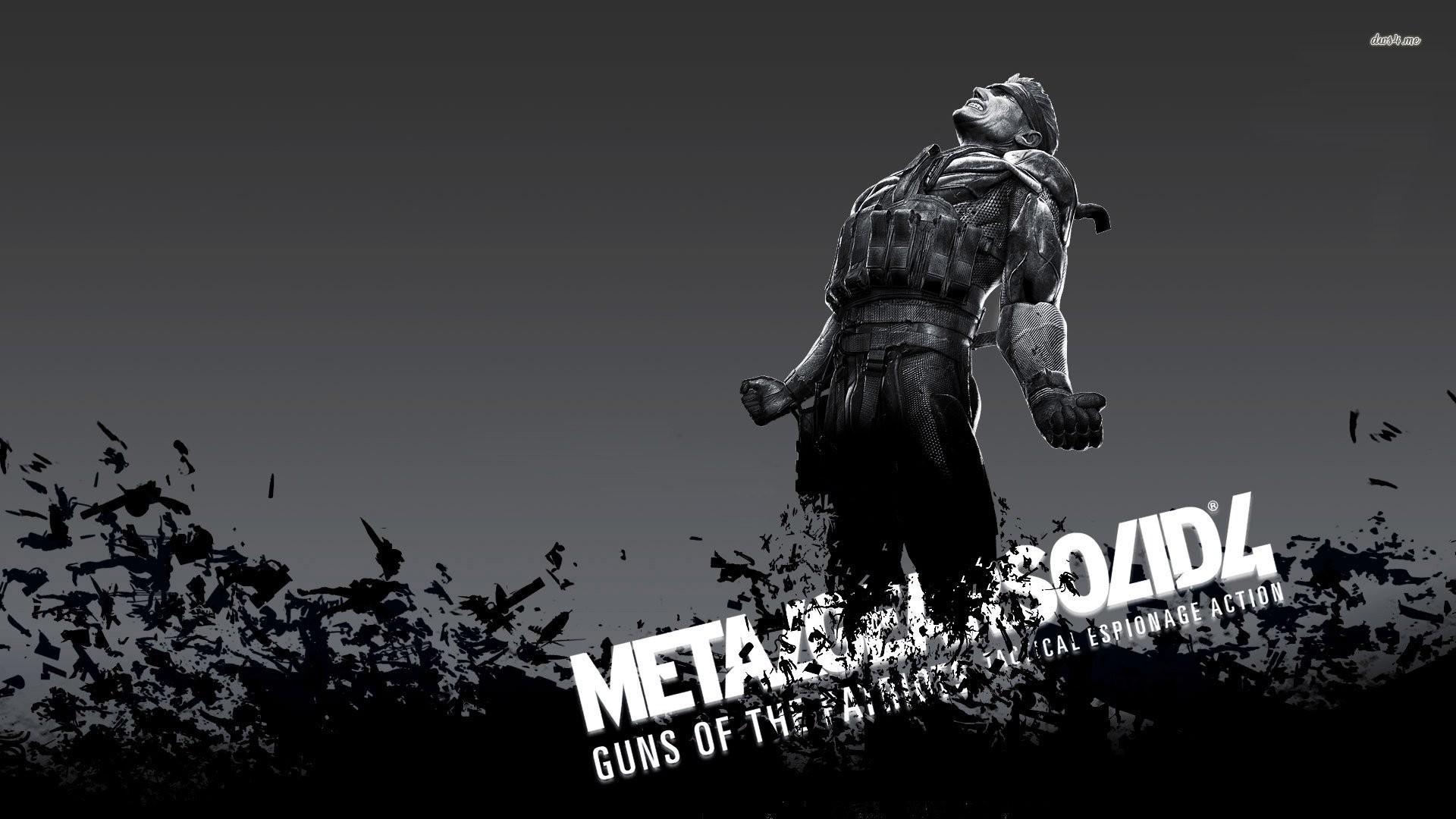 Metal Gear Solid 4 – Guns Of The Patriots 441993