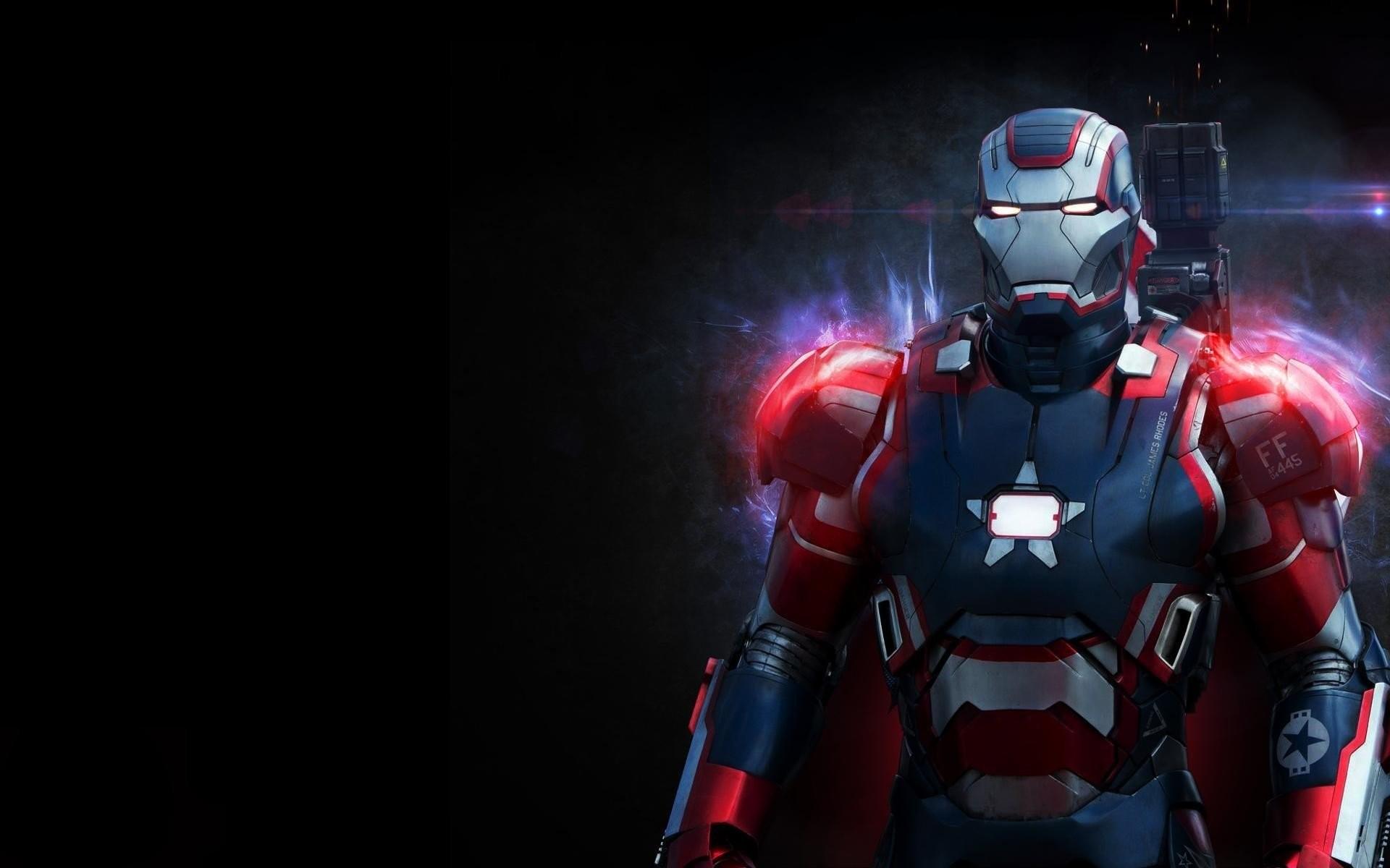 Iron Patriot 896387