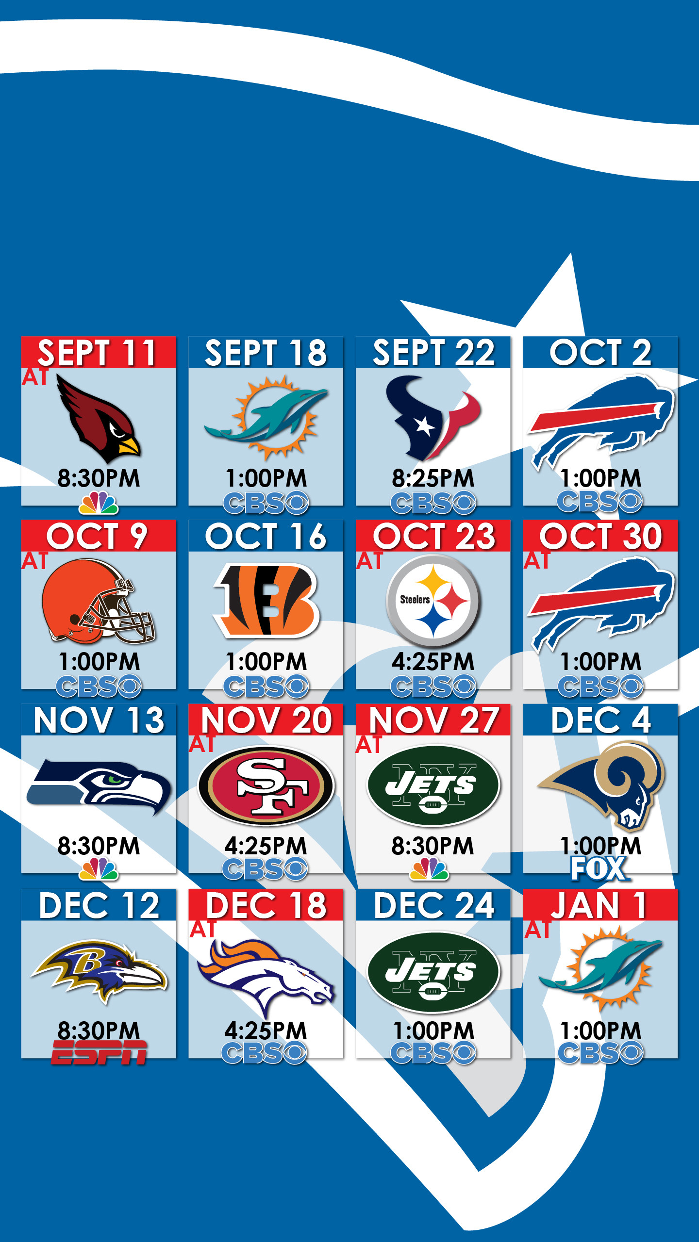 New England Patriots Schedule Wallpaper for iPhone …