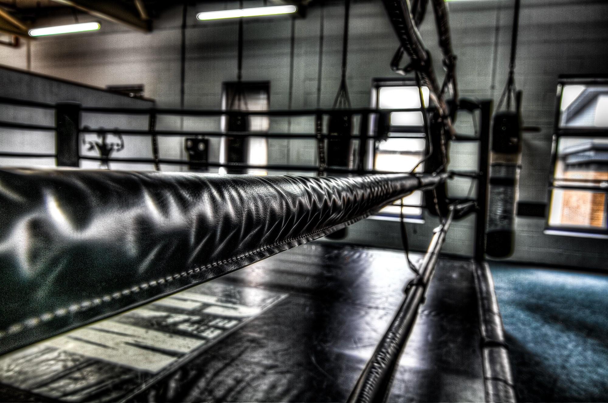 Boxing Gym Wallpaper