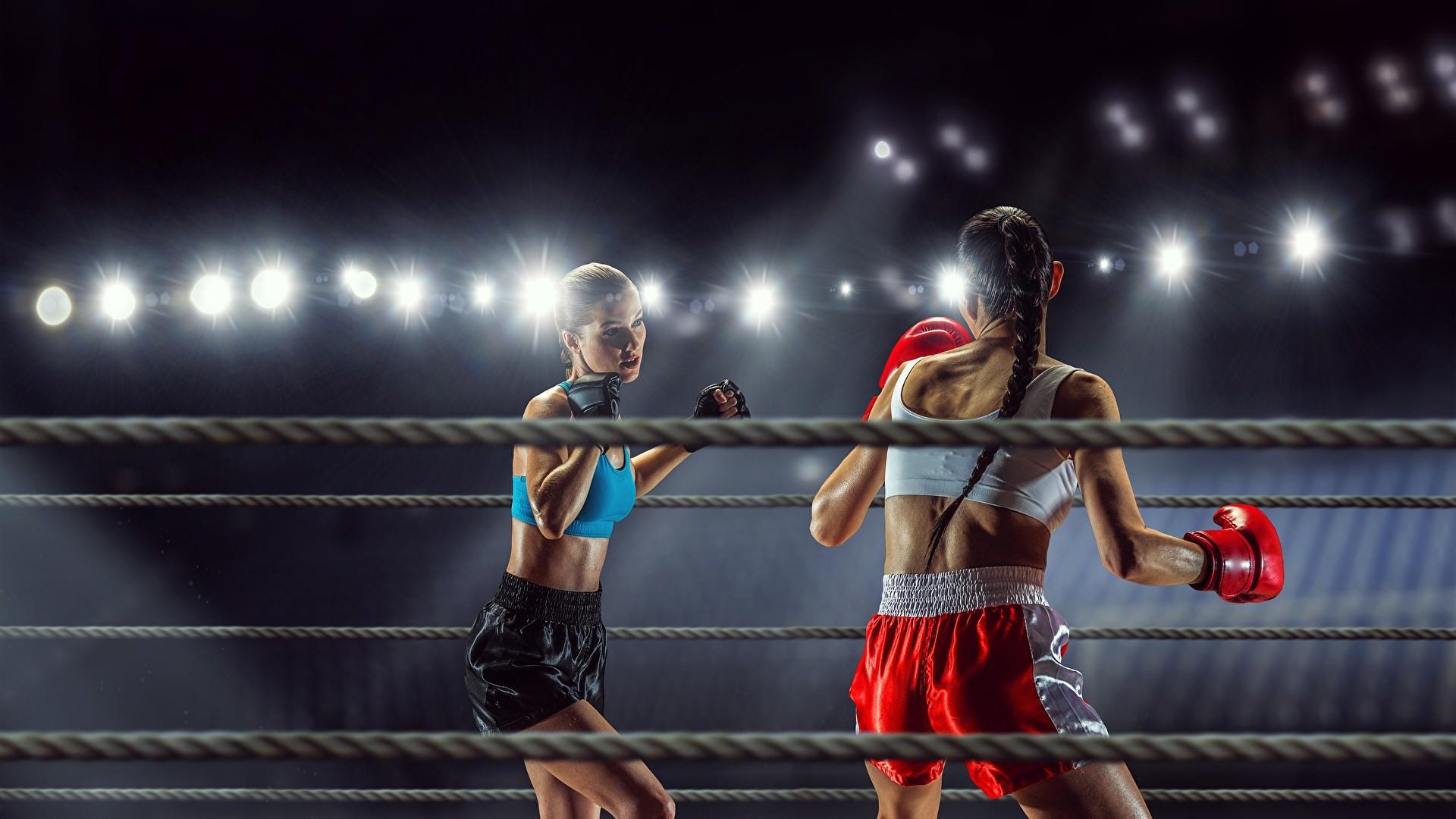 SPORTS girls-boxing-fight-ring wallpaper     1081806   WallpaperUP