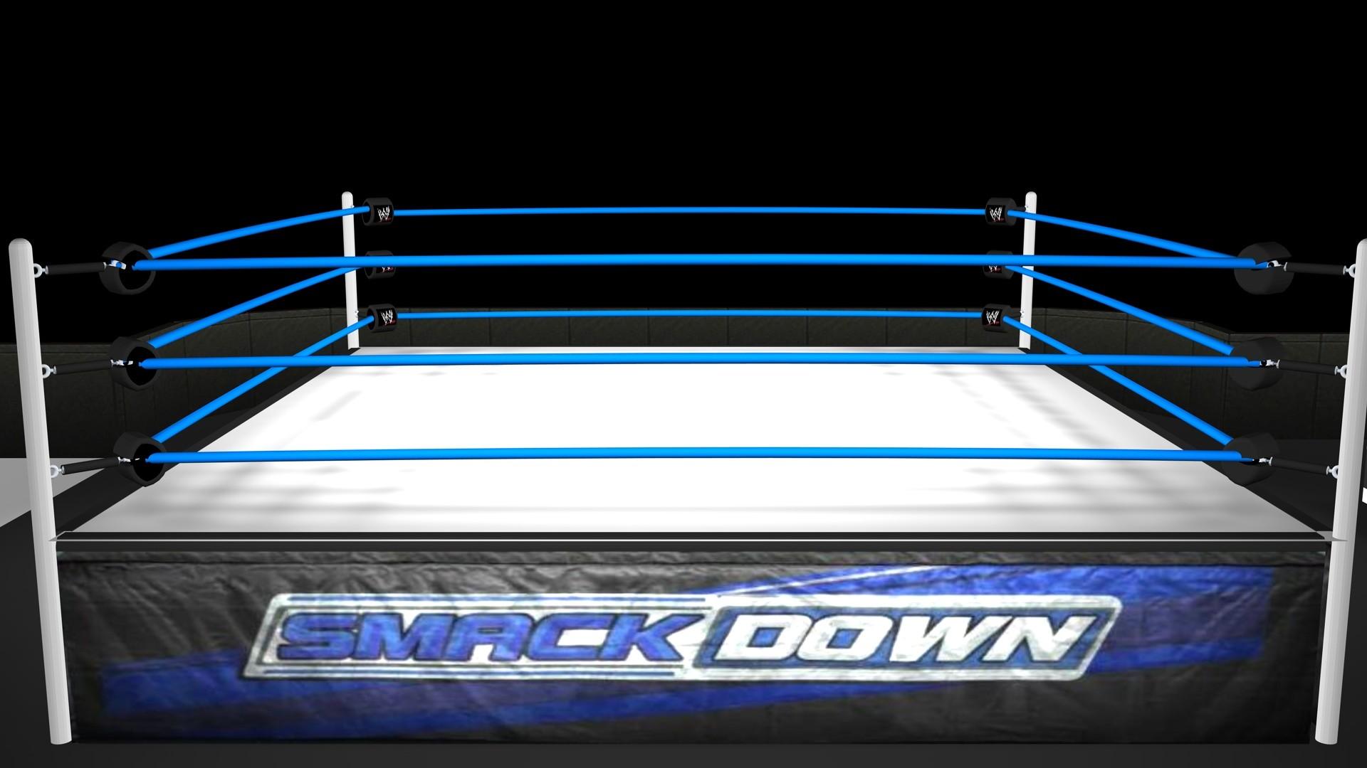 Wrestling Ring .