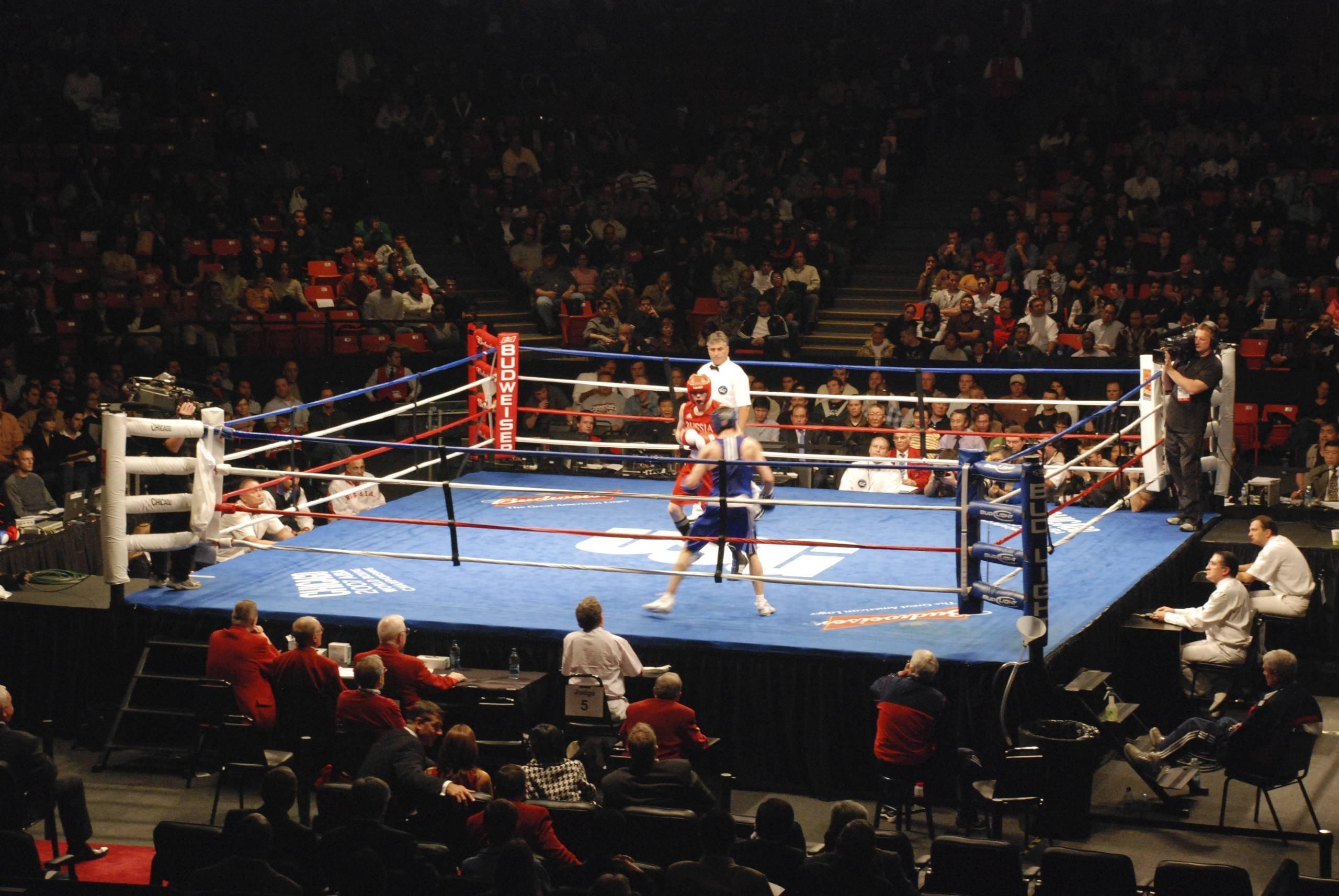 Boxing rings