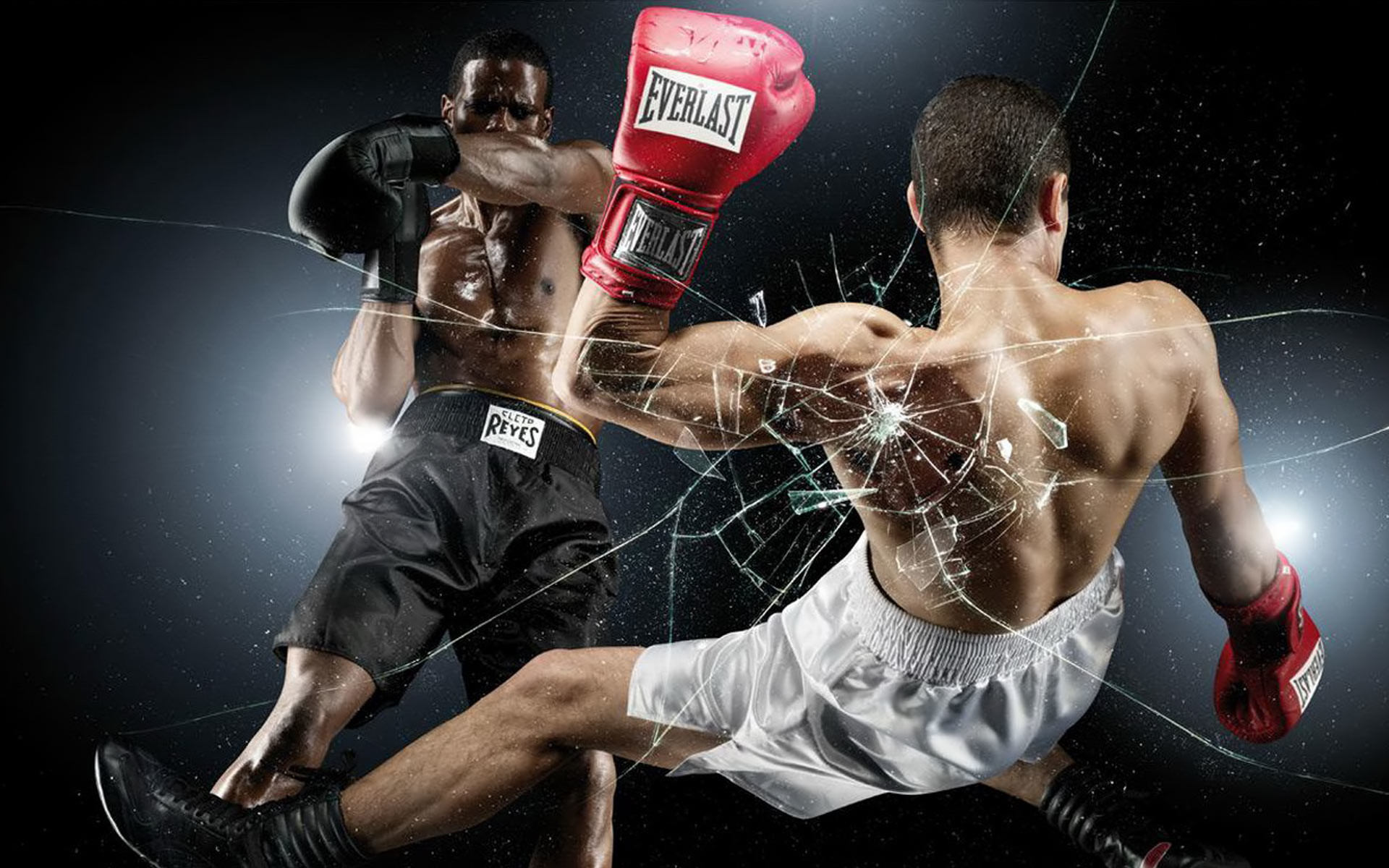 boxing sport wallpapers x Boxing In Action Shot Sports HD Background  Wallpaper #5642   HD