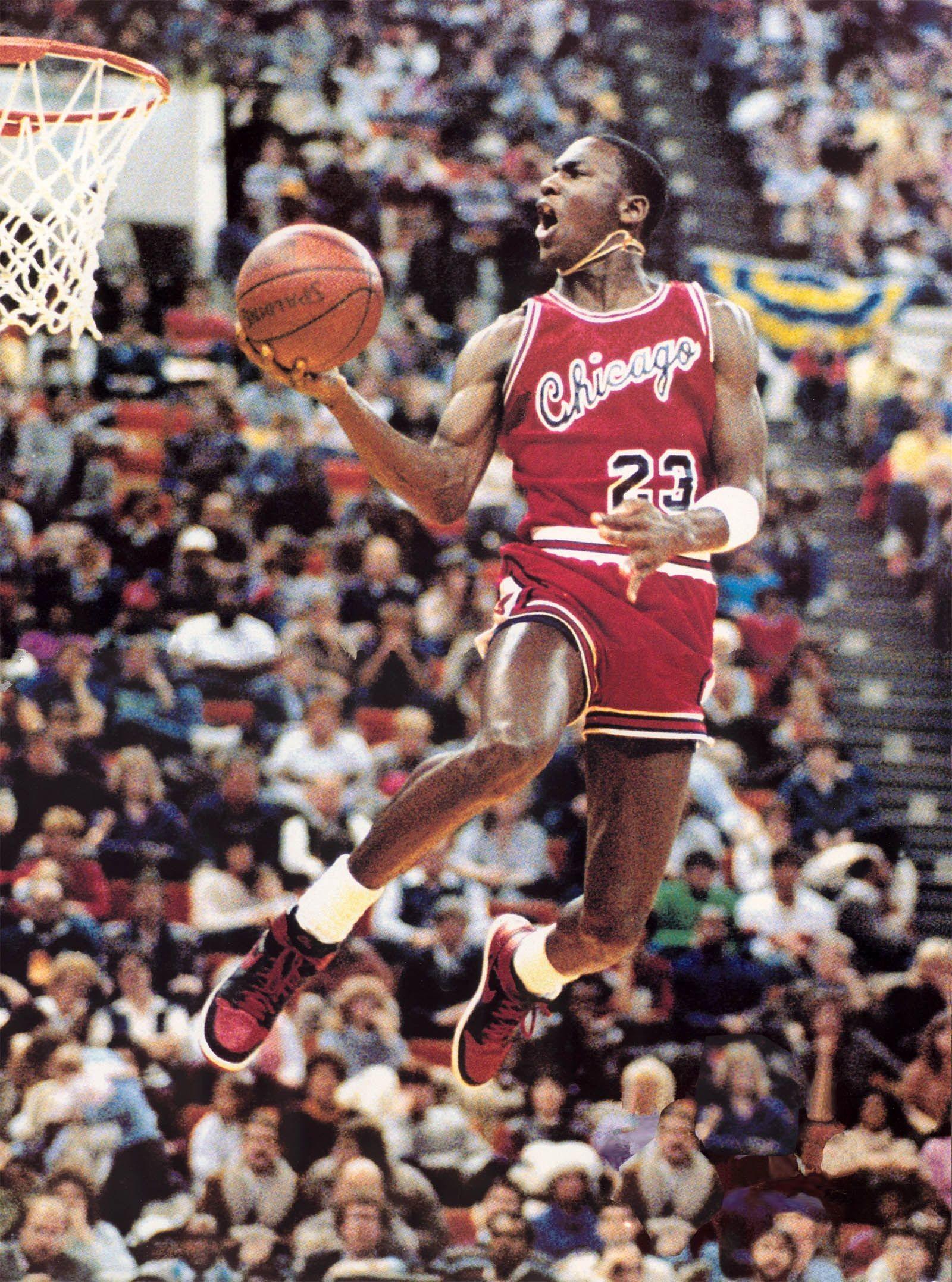 Michael Jordan Iphone Wallpaper