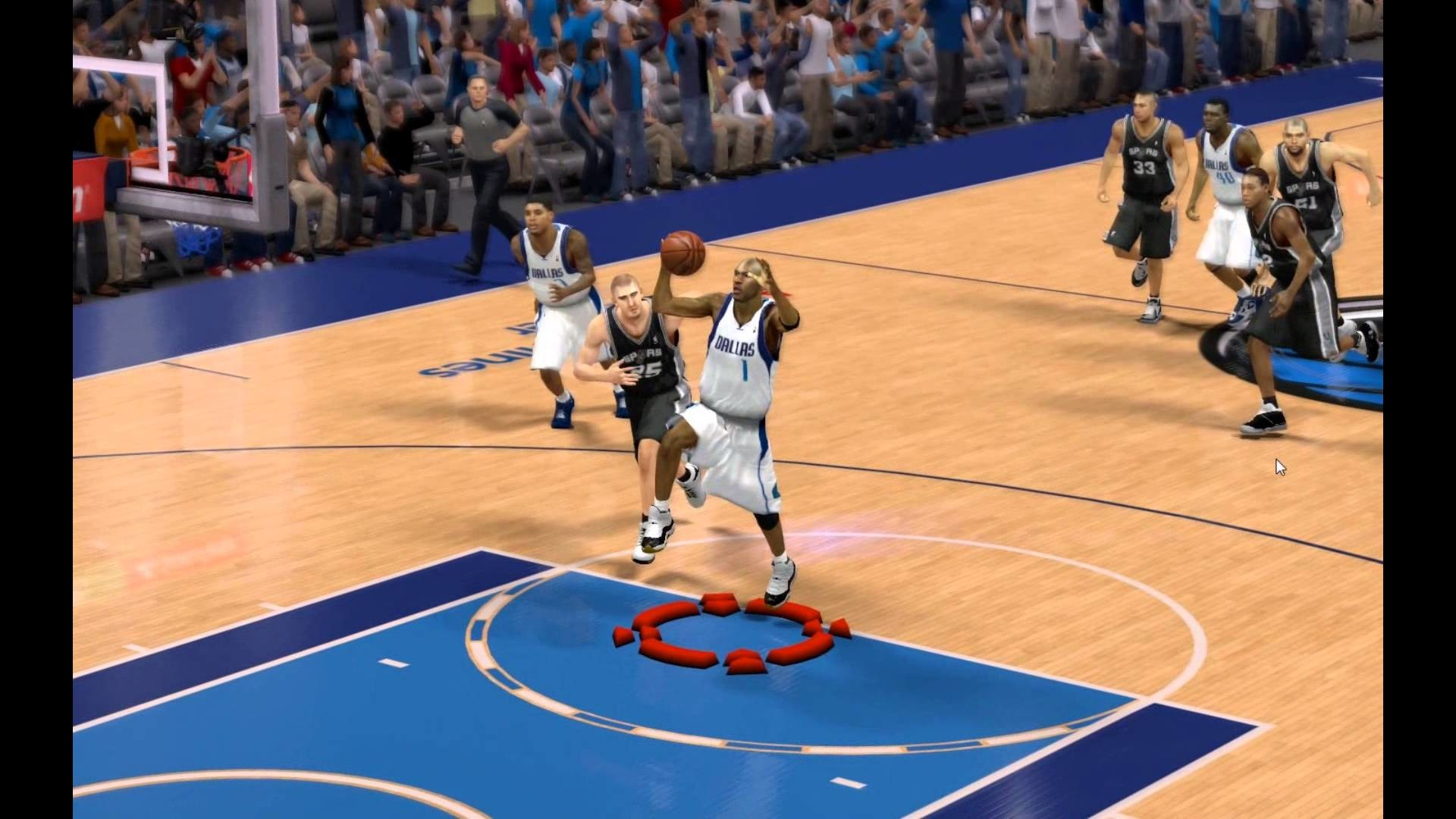 NBA 2K14 My Player – Michael Jordan Historic Free Throw Line Dunk – YouTube