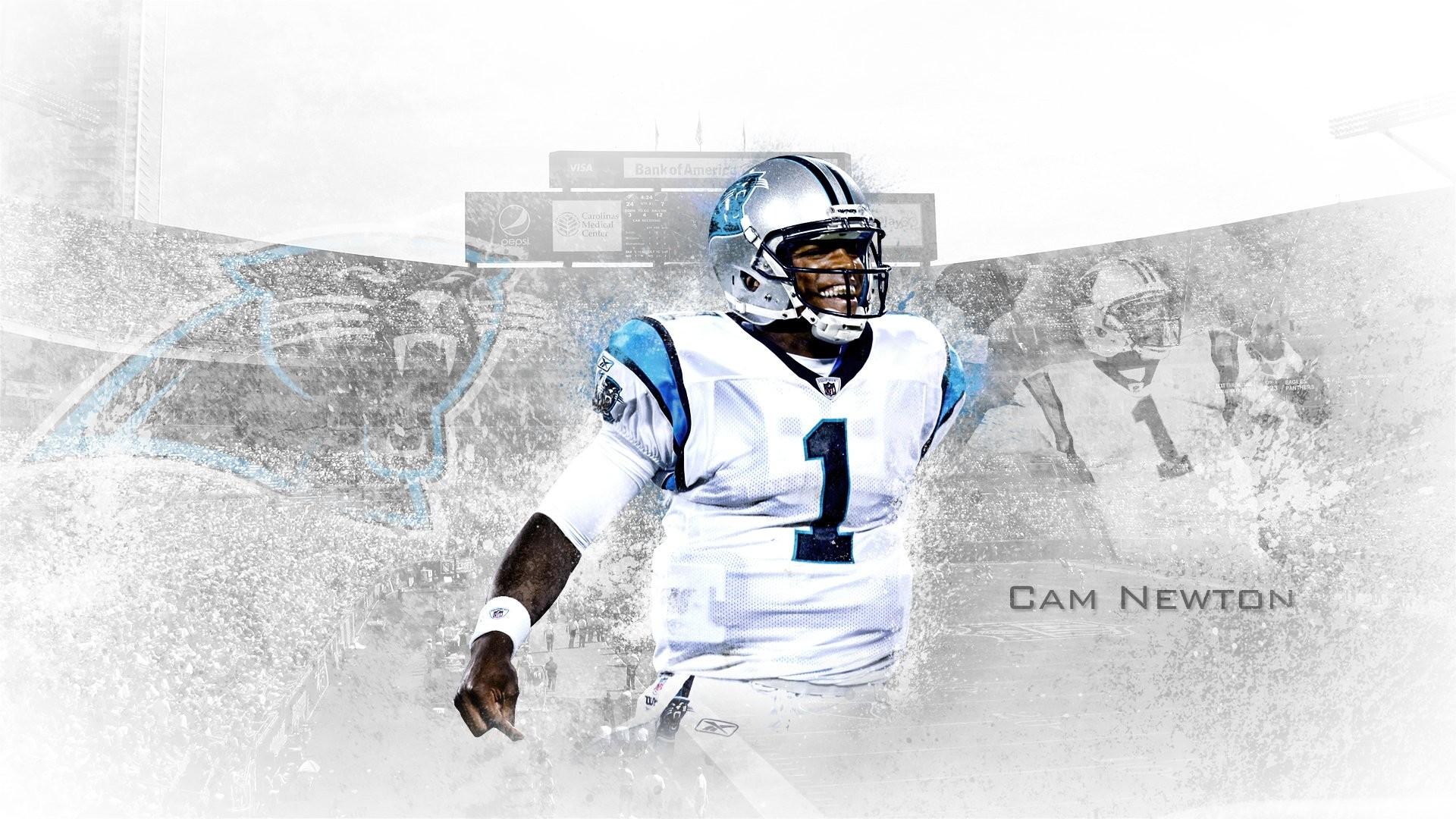 Cam Newton …