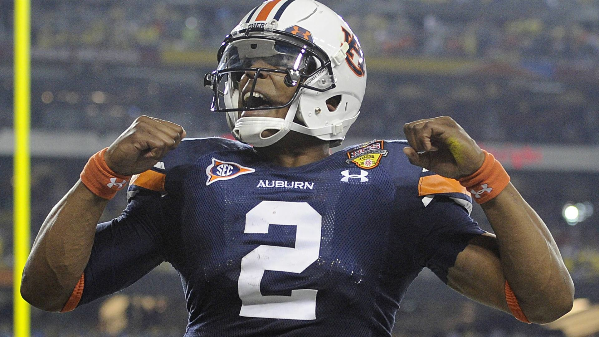 Auburn Students Arrested After Breaking Into Jordan Hare Stealing. Com Cam  Newton …