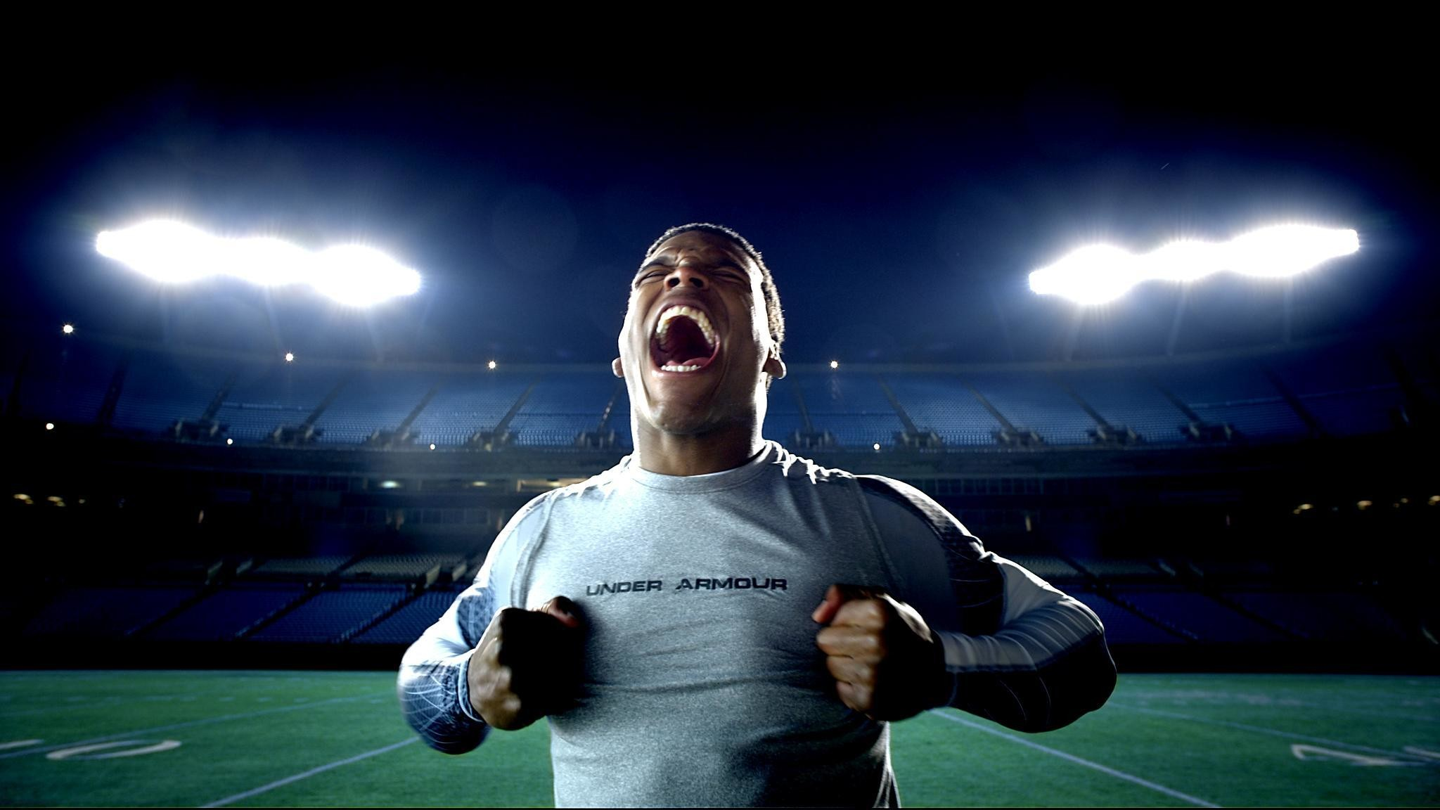 If Cam Newton Wins NFL MVP Under Armour Will Sell $500 Gold Cleats .