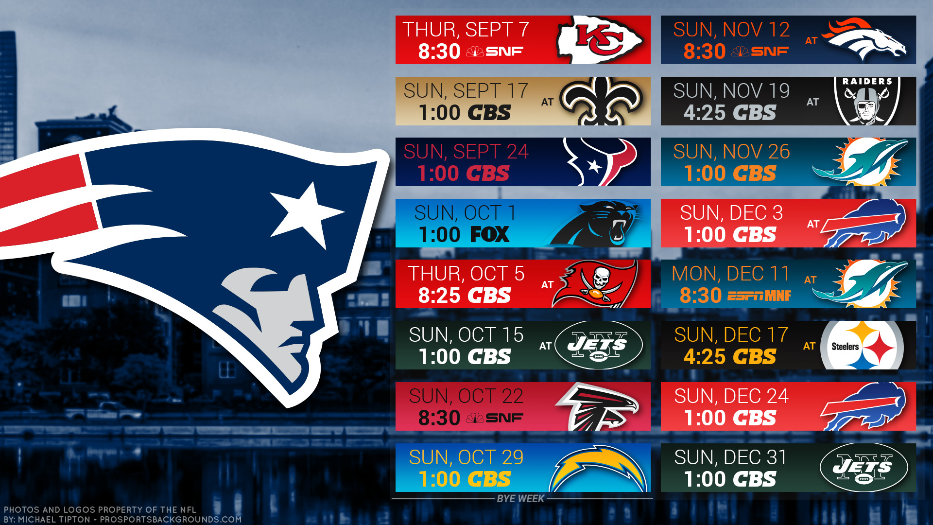 New England Patriots 2017 schedule city football logo wallpaper free pc  desktop computer …