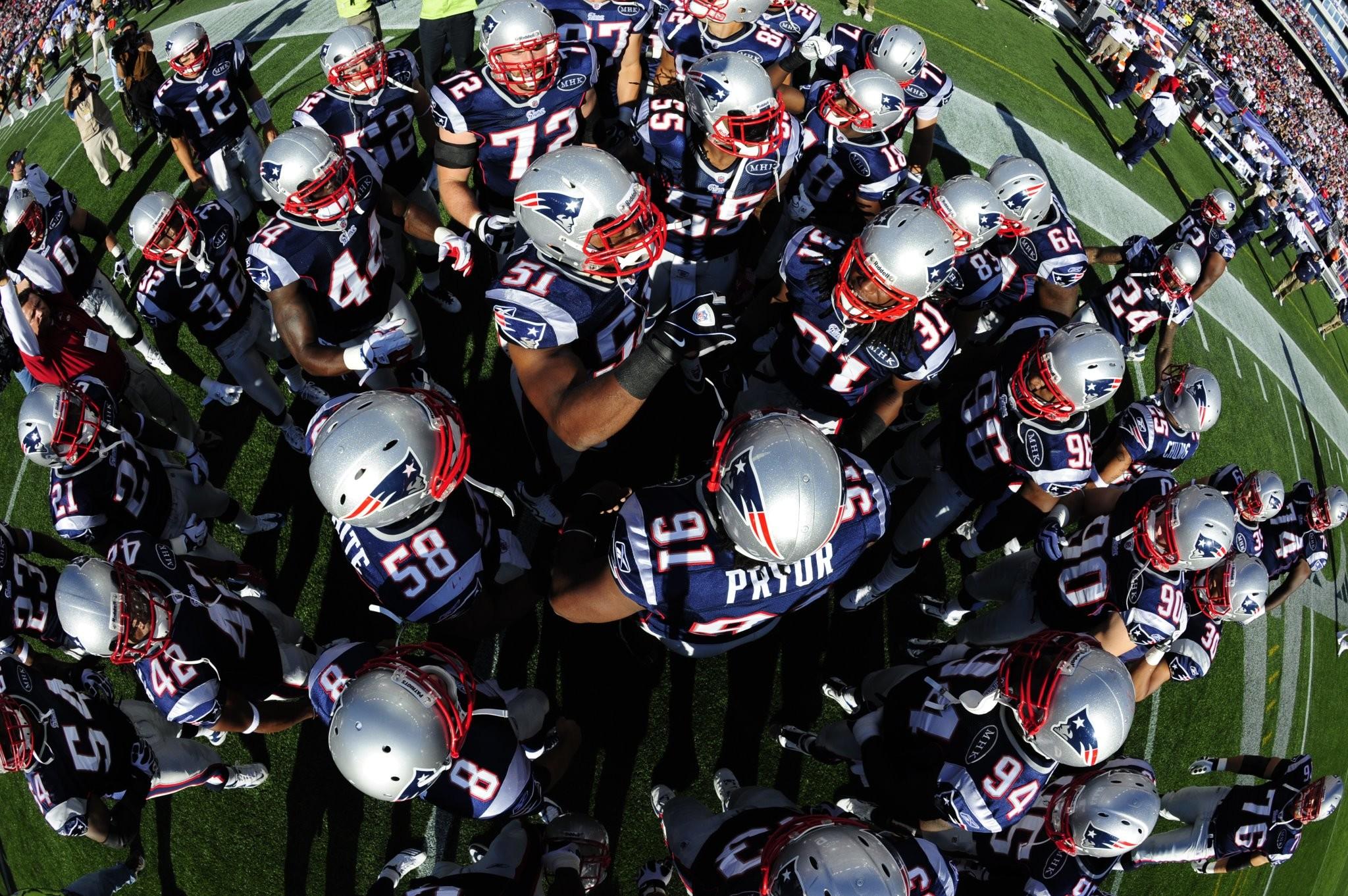 New England Patriots 2011