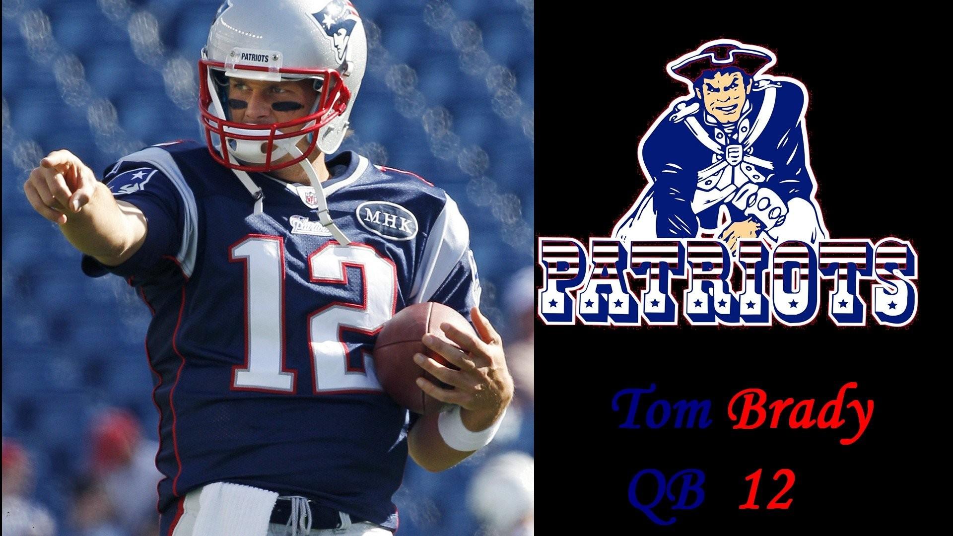 New England Patriots Tom Brady 754044 …