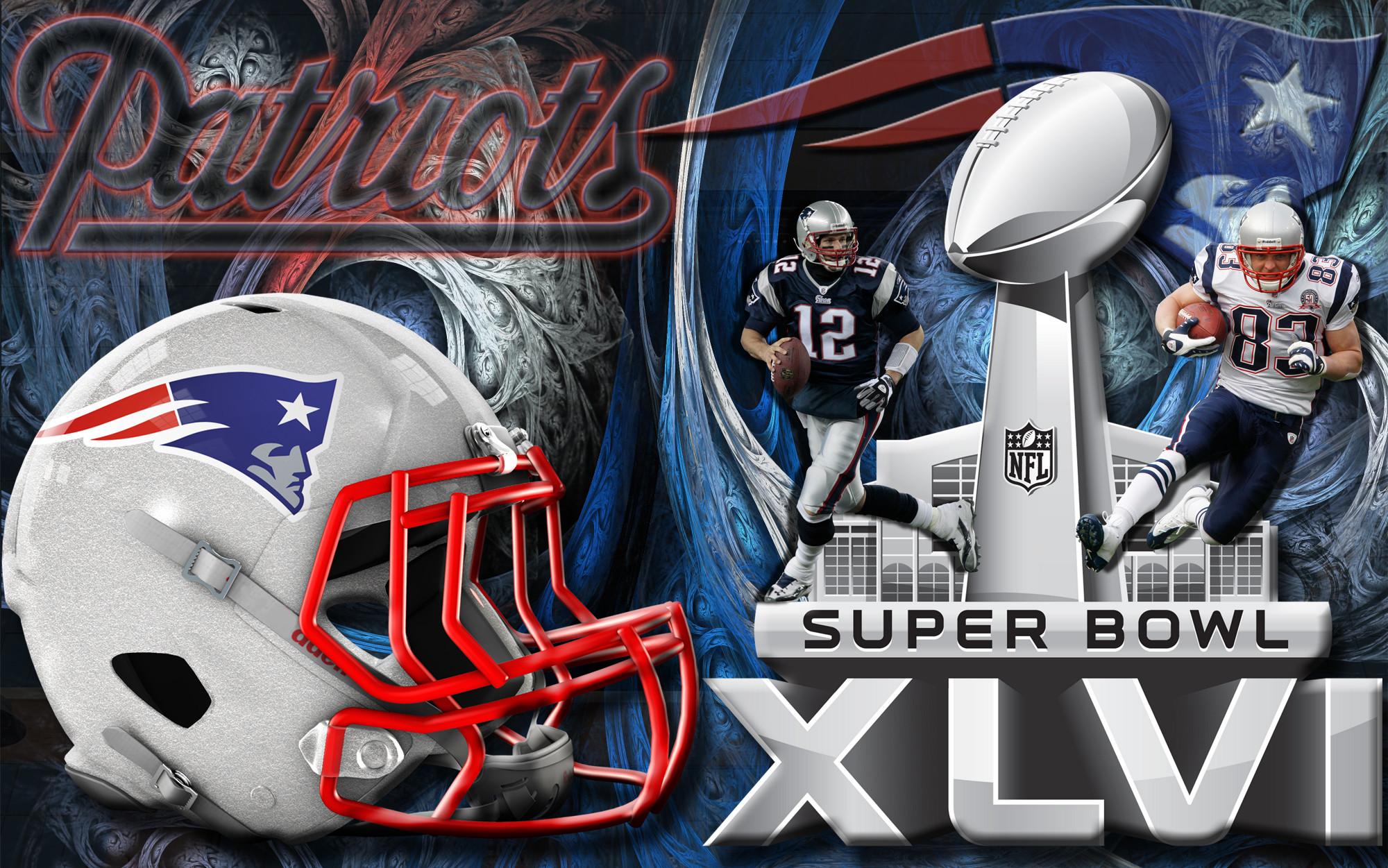 … 16×10 Widescreen New England Patriots Super Bowl XLVI Wallpaper …