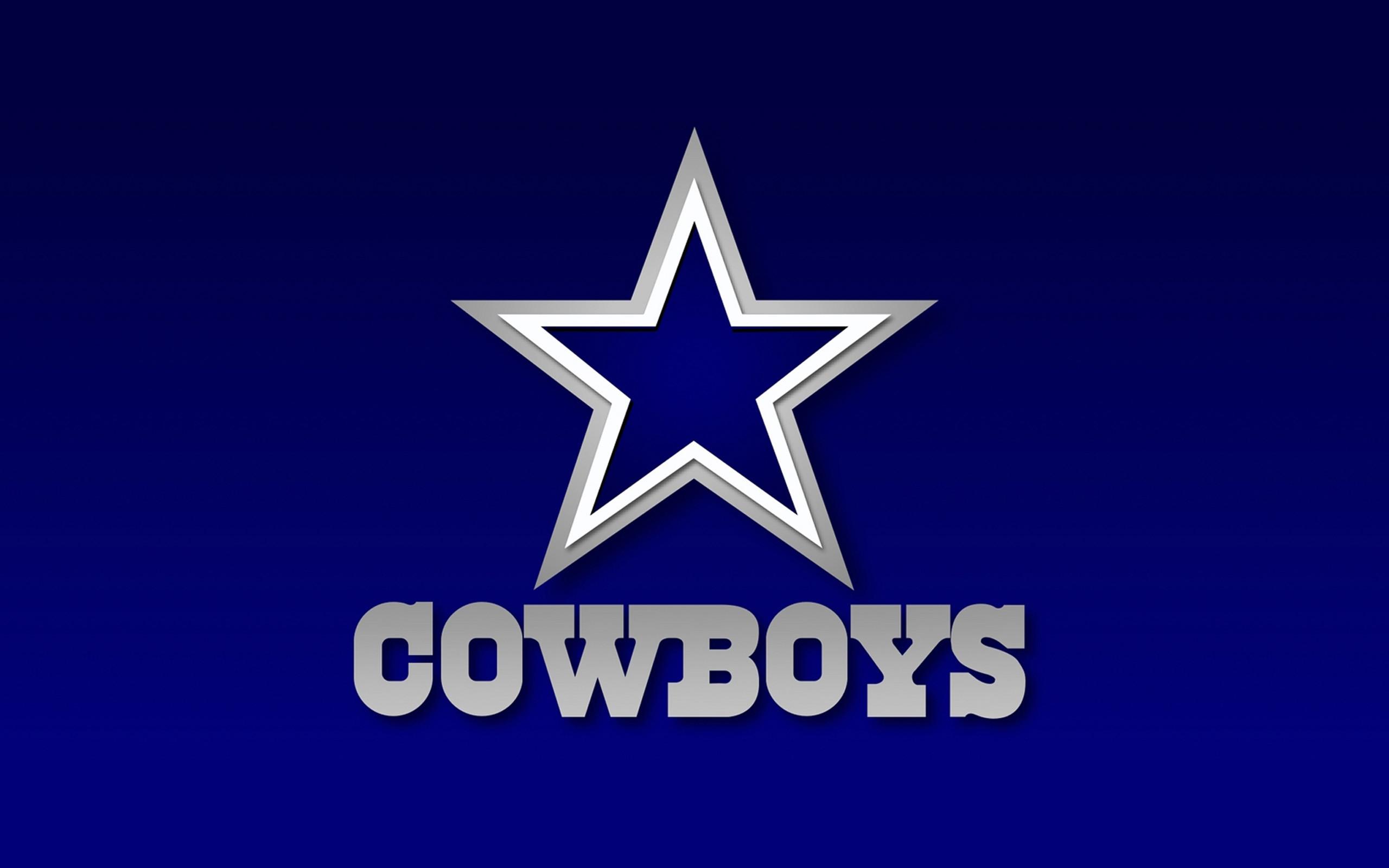 Nice Dallas Cowboys Logo Wallpaper.