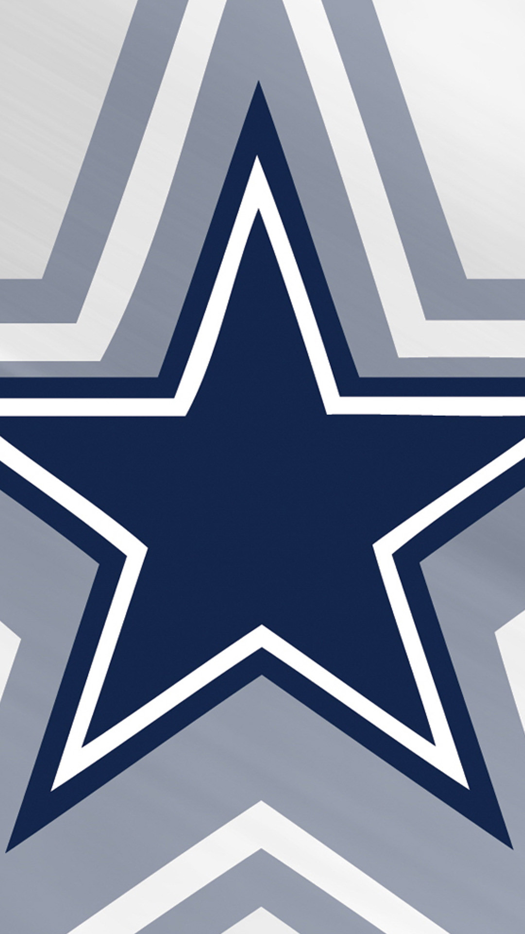 Dallas cowboys star Xperia Z2 Wallpapers