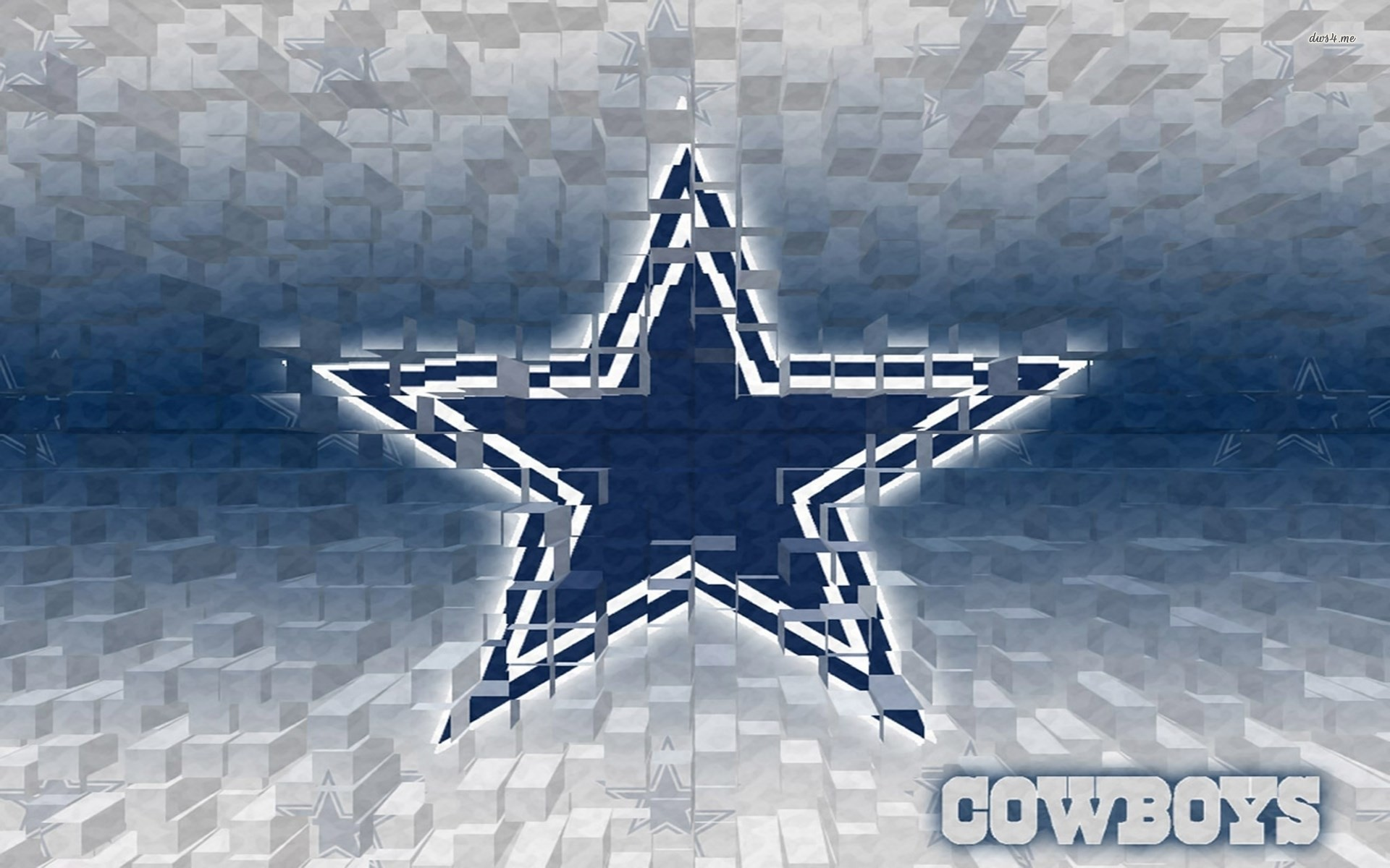 66 Dallas Cowboys Star Logo