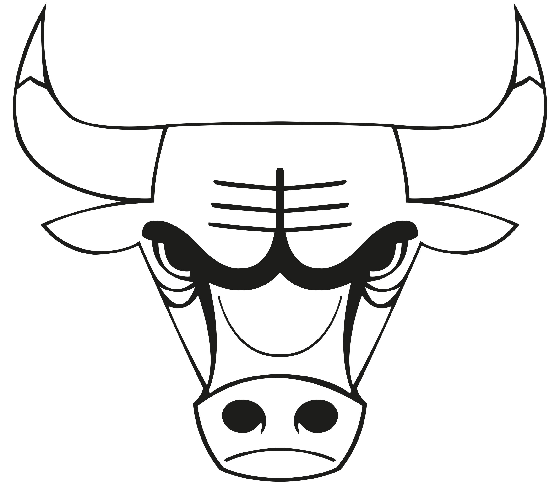 pin Chicago clipart Chicago Bulls Clipart #10