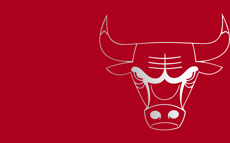 I made a Bulls wallpaper!