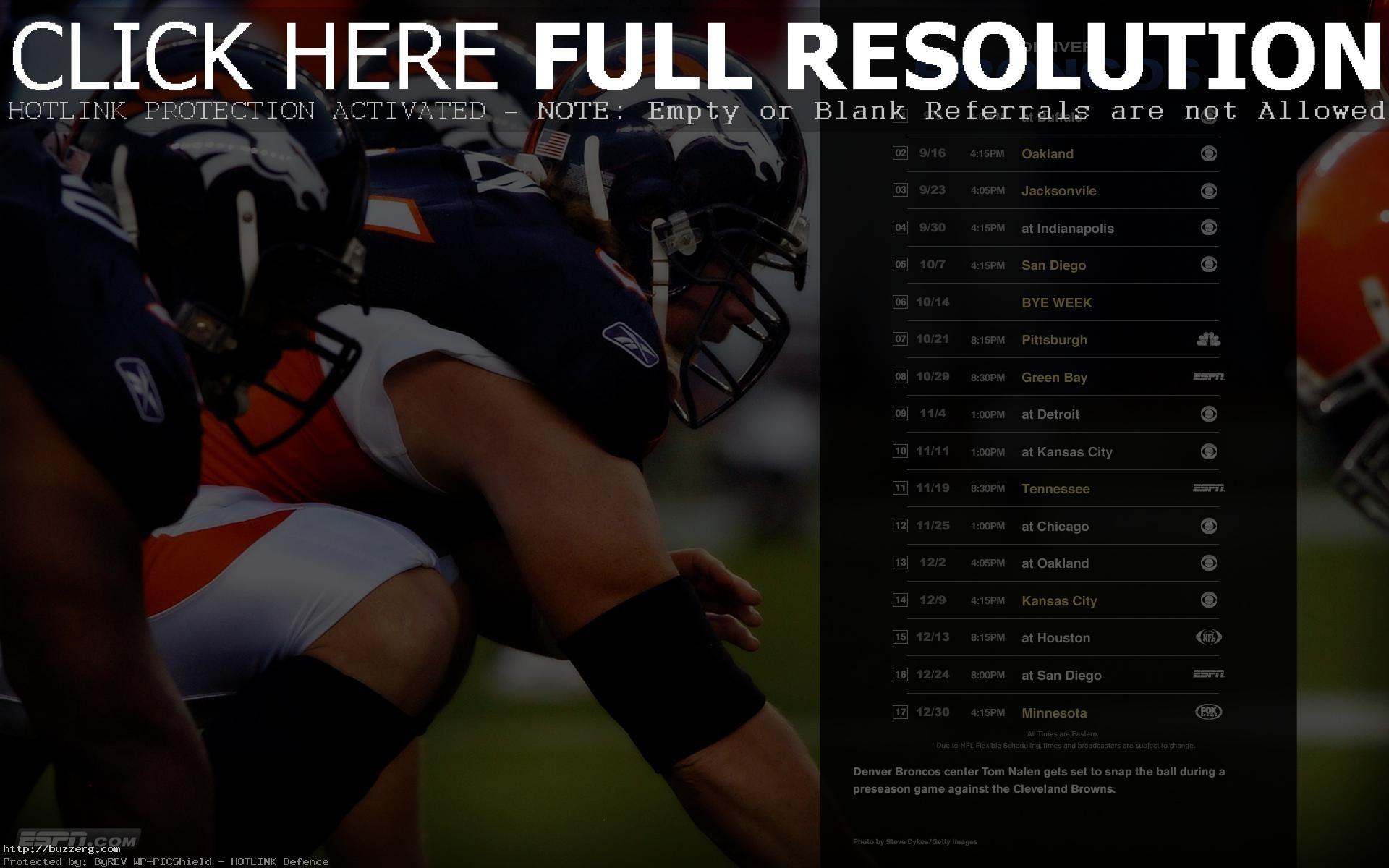 Denver Broncos (id: 170307)