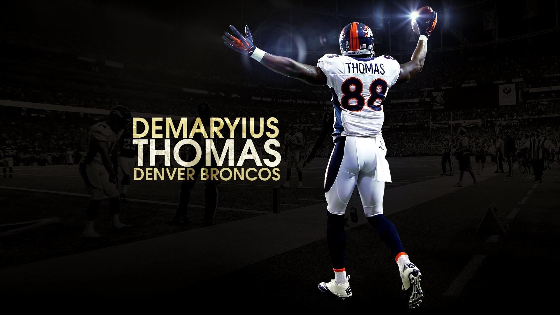 Demaryius Thomas, Vance Walker Tech's newest Super Bowl champions .