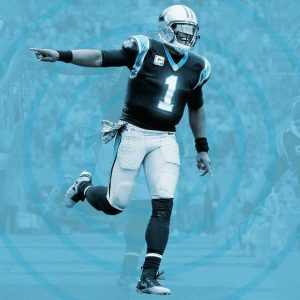 Cam Newton Wallpaper HD