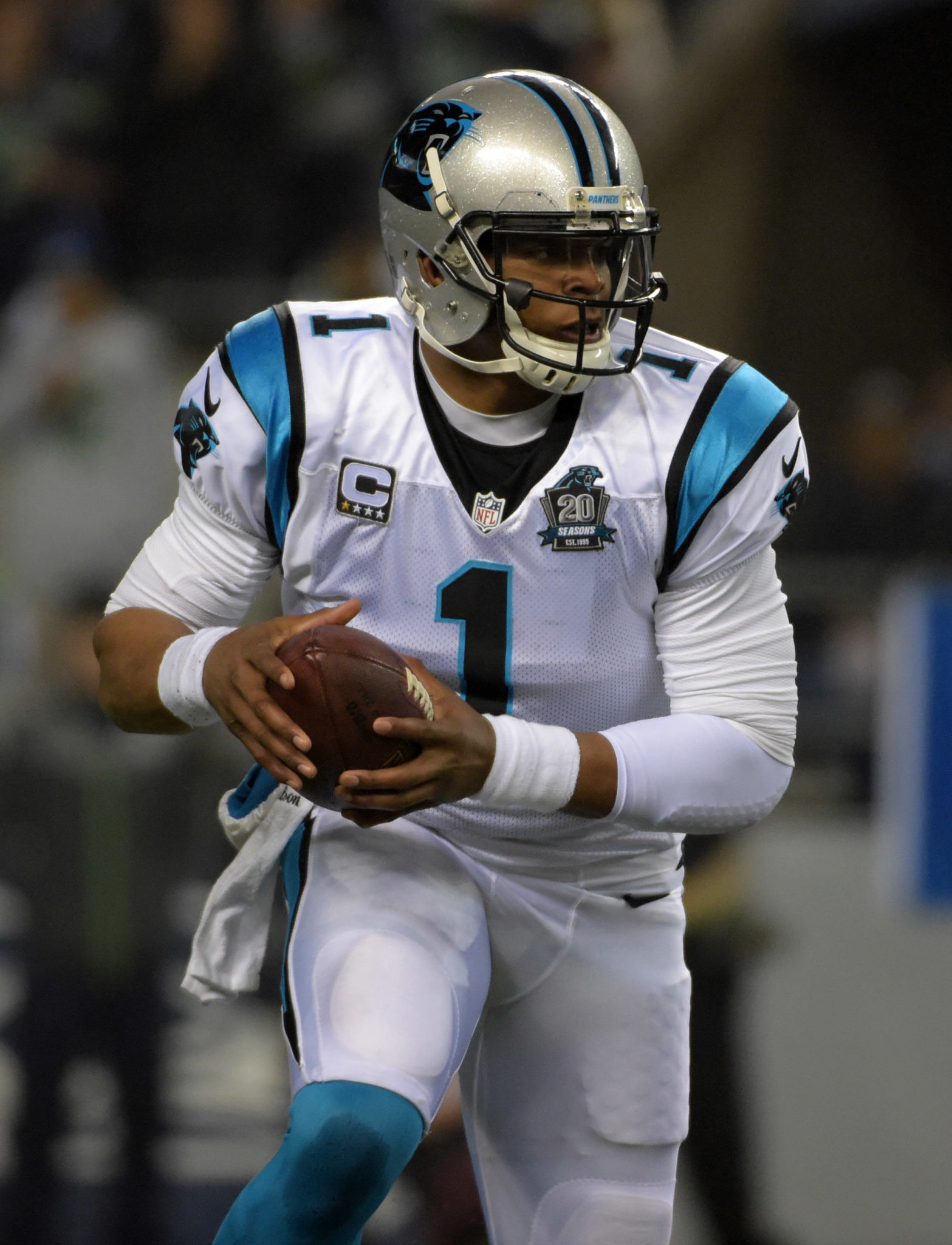 Handsome Cam Newton Iphone Wallpaper. NFL: Divisional Round Carolina  Panthers At Seattle Seahawks