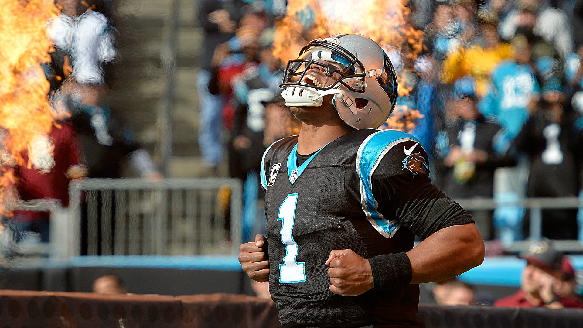 Why is nobody criticizing Cam Newton after Sunday's win? Did you even pay  attention? | NFL | Sporting News