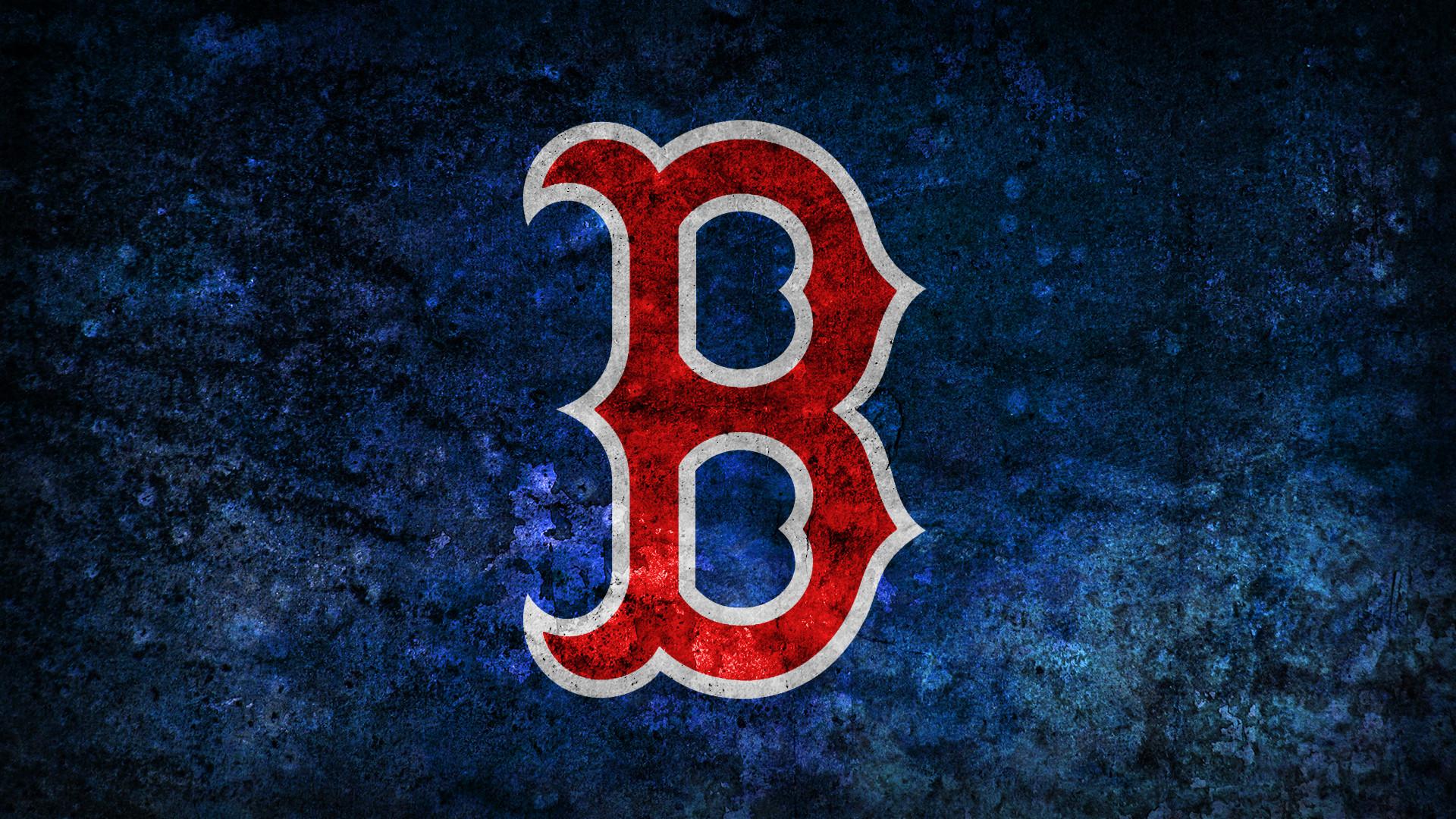 Boston Red Sox Logo Wallpaper.