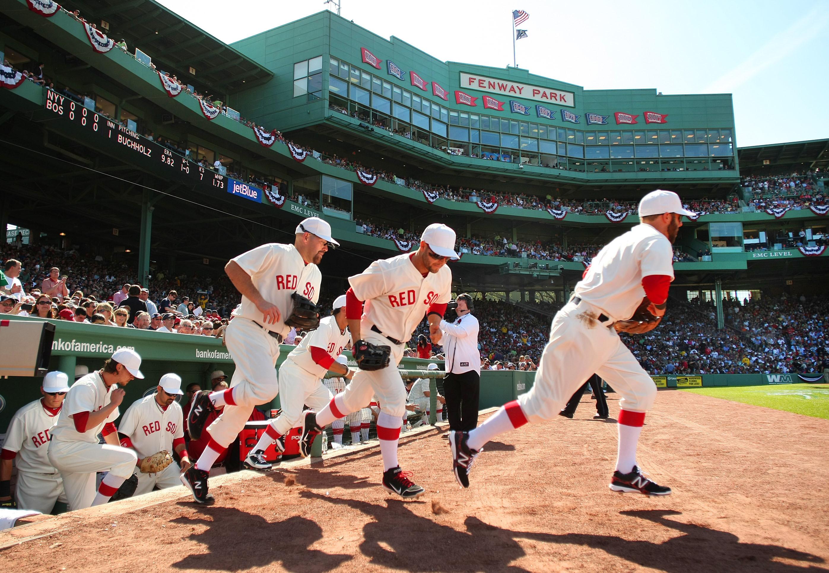 BOSTON RED SOX baseball mlb