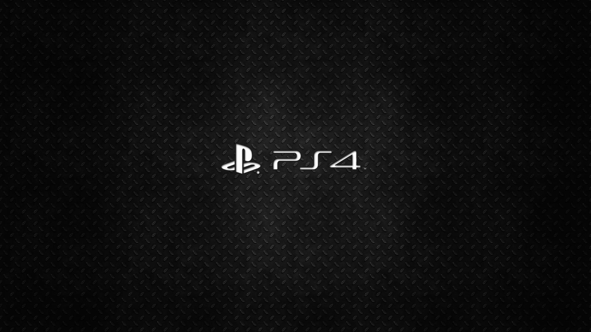 Playstation 4 Logo Wallpaper