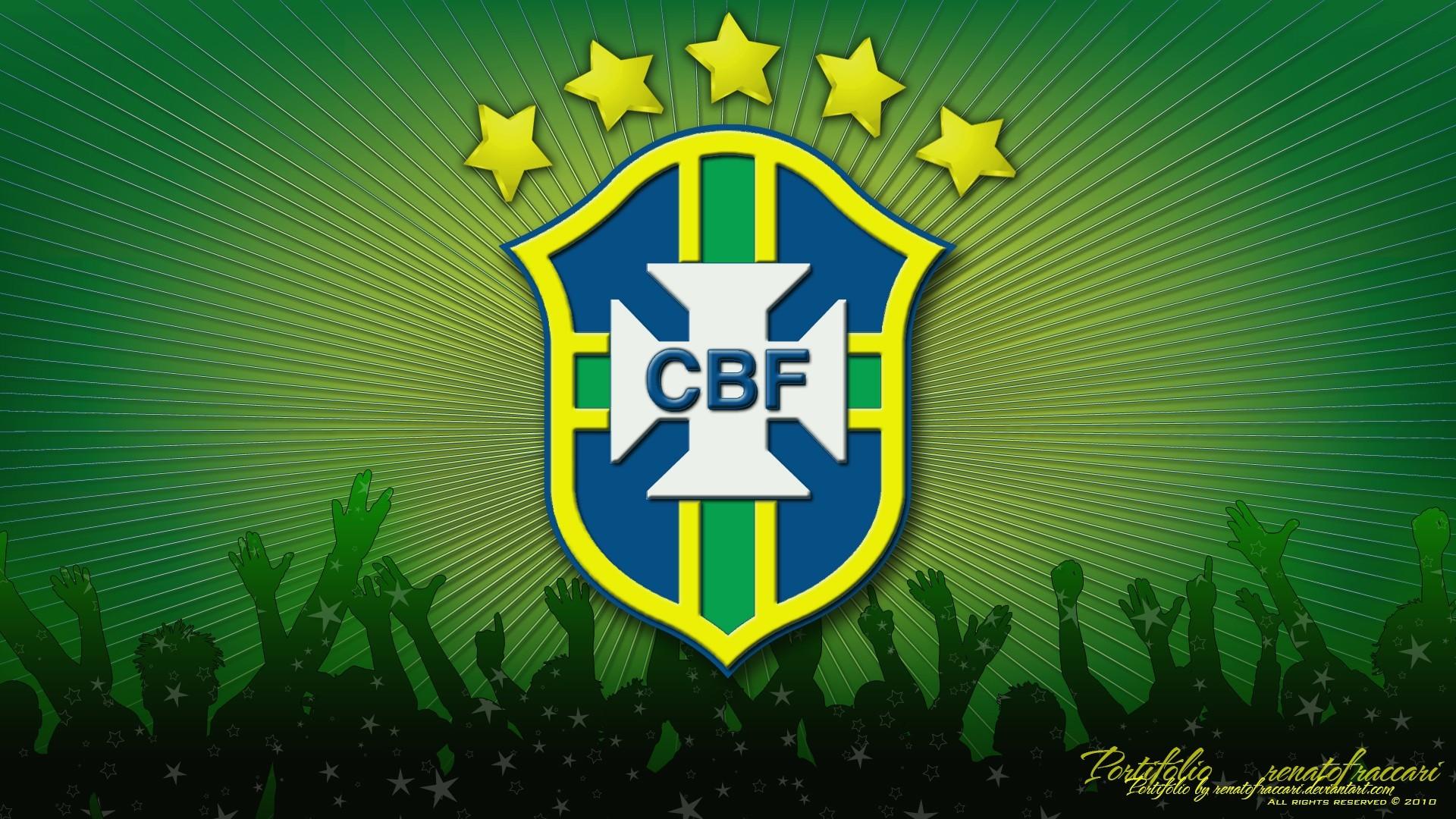 Brazil Football Team hd wallpaper