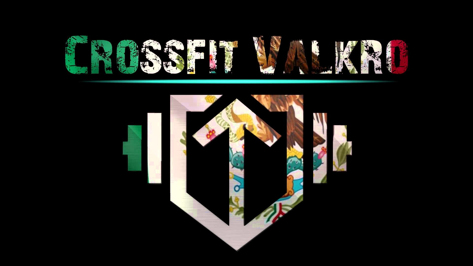 crossfit valkro logo mexico