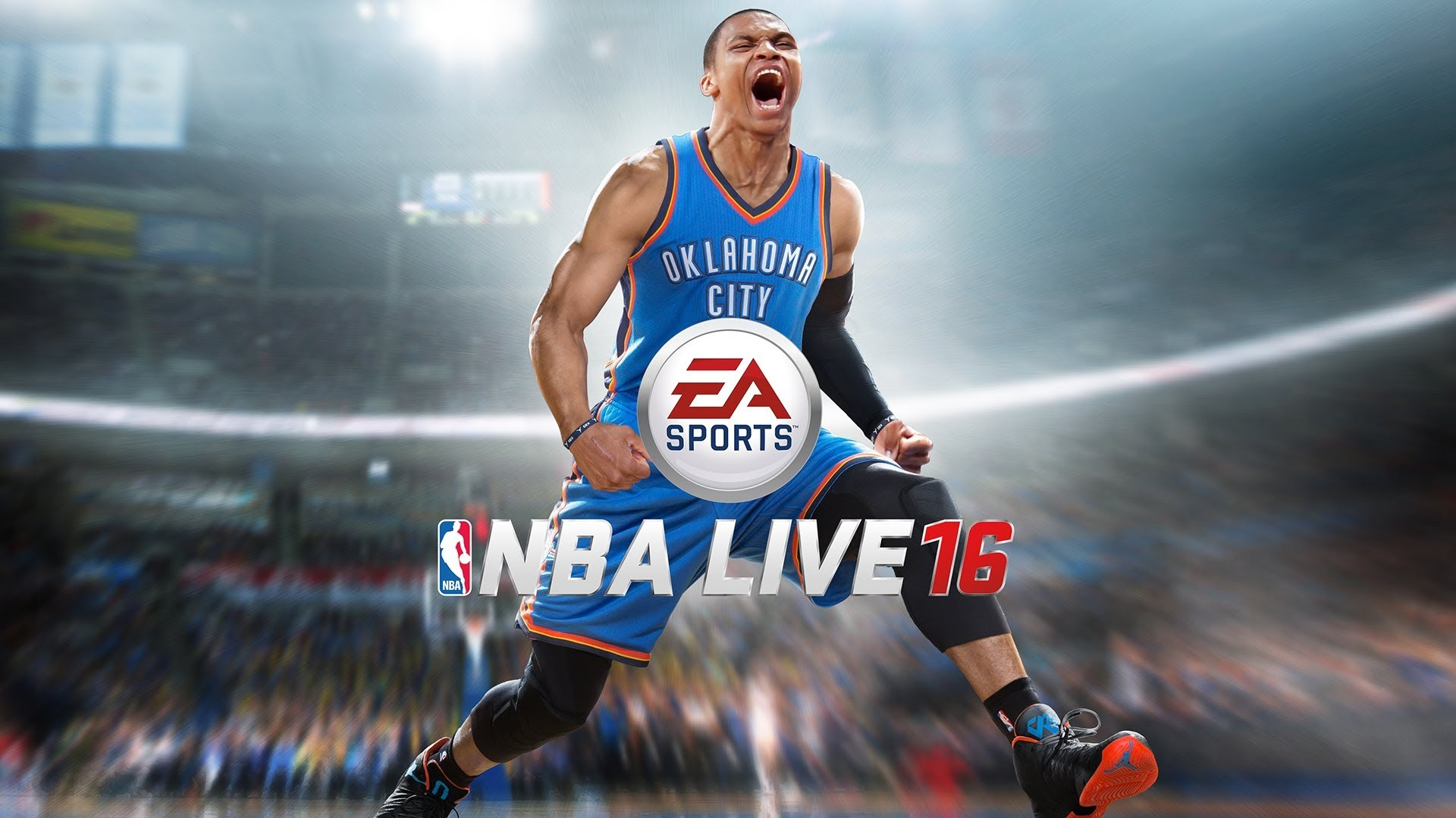 NBA LIVE 16: Russell Westbrook Cover Announce Trailer [1080p HD]