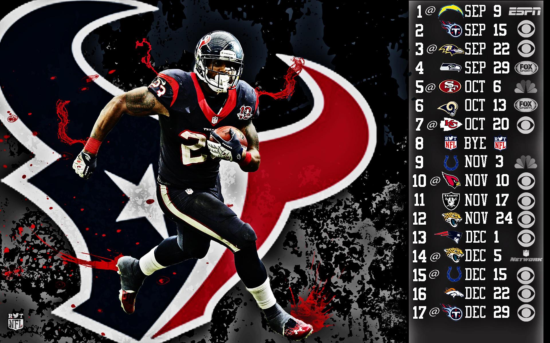 2013 Houston Texans Football Nfl Wallpaper 130411