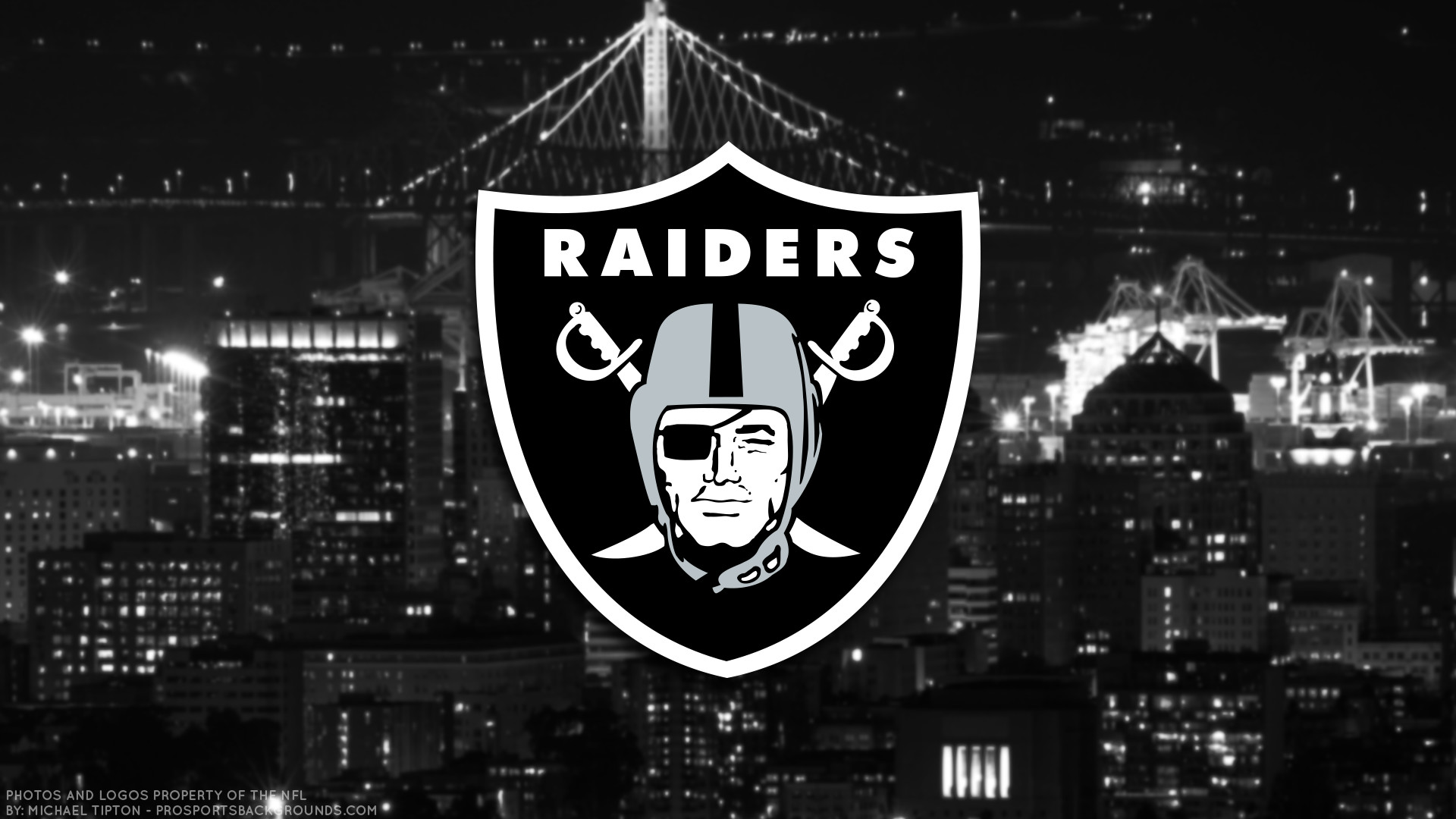 … Oakland Raiders 2017 football logo wallpaper pc desktop computer