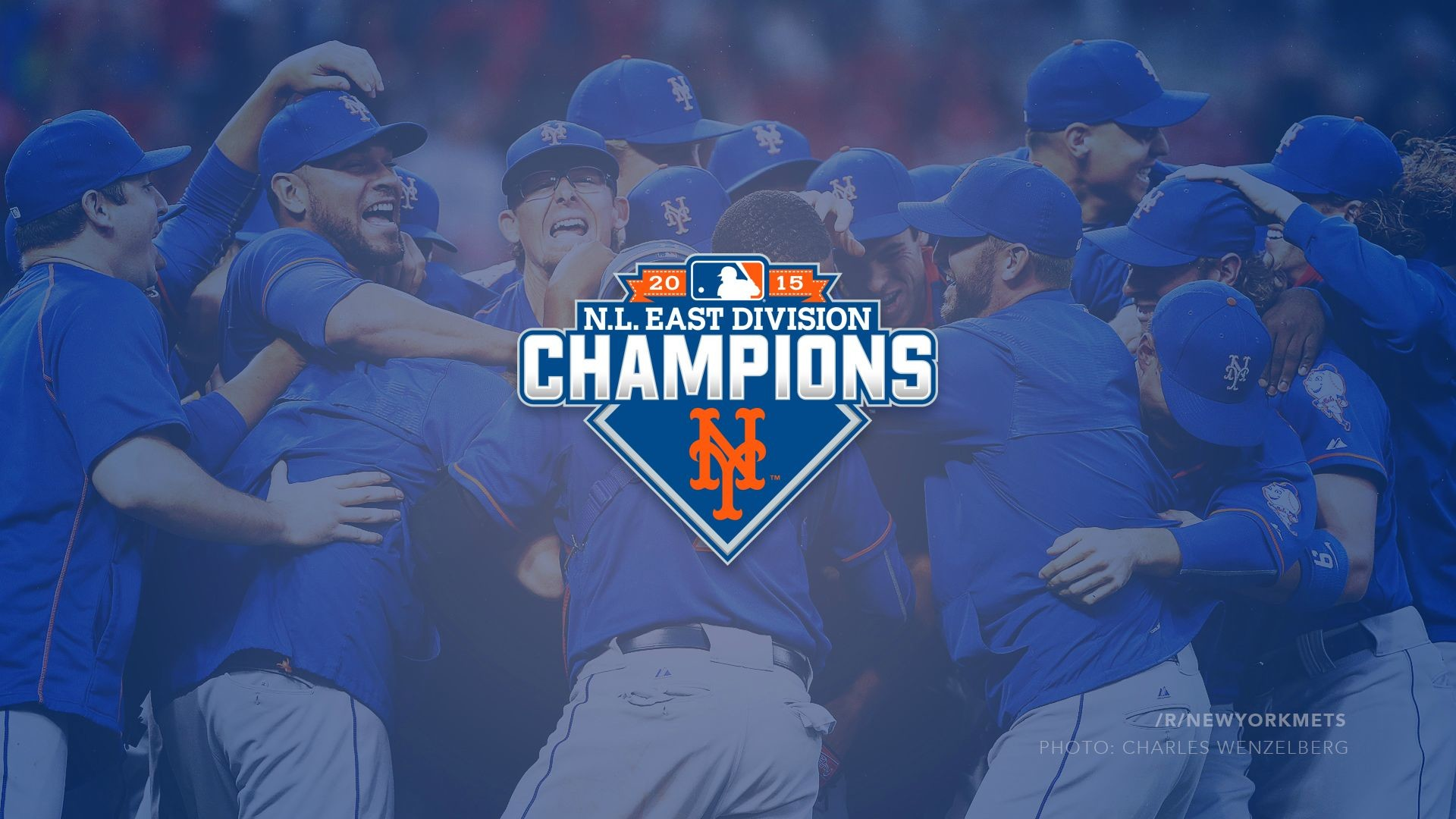 ImageNew York Mets – 2015 NL East Champs Wallpaper …