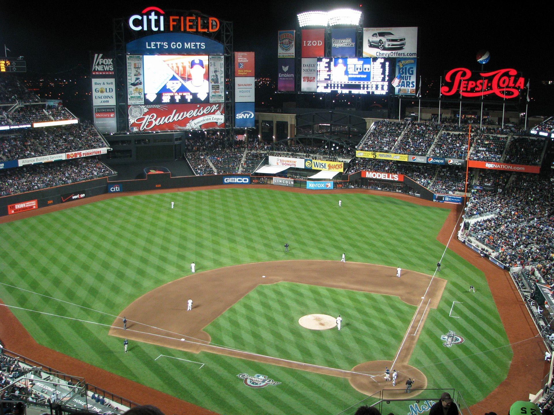 Magnificent New York Mets Wallpaper