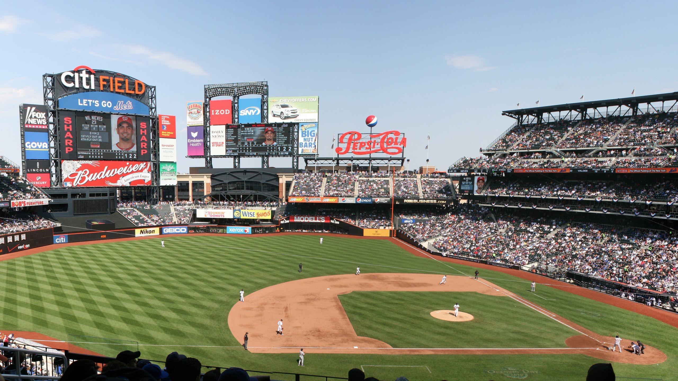 Full HD New York Mets Wallpaper