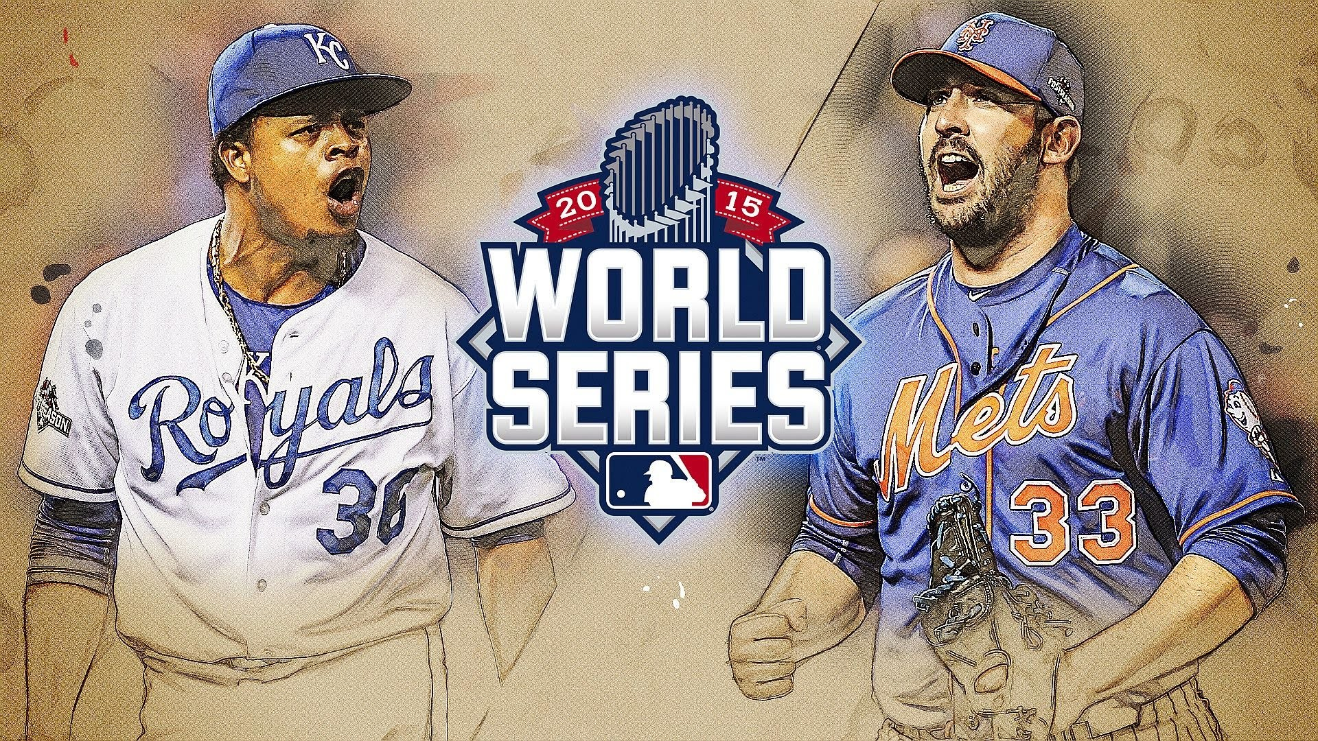 PS4: MLB 15: The Show – KC Royals vs. NY Mets (World Series Revisited)  [1080p 60 FPS] – YouTube