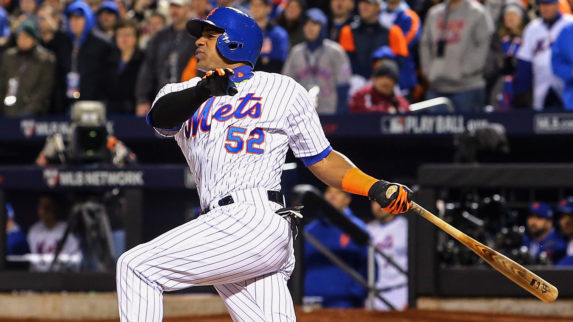 Cespedes' return sets up Mets for National League title defense   MLB    Sporting News