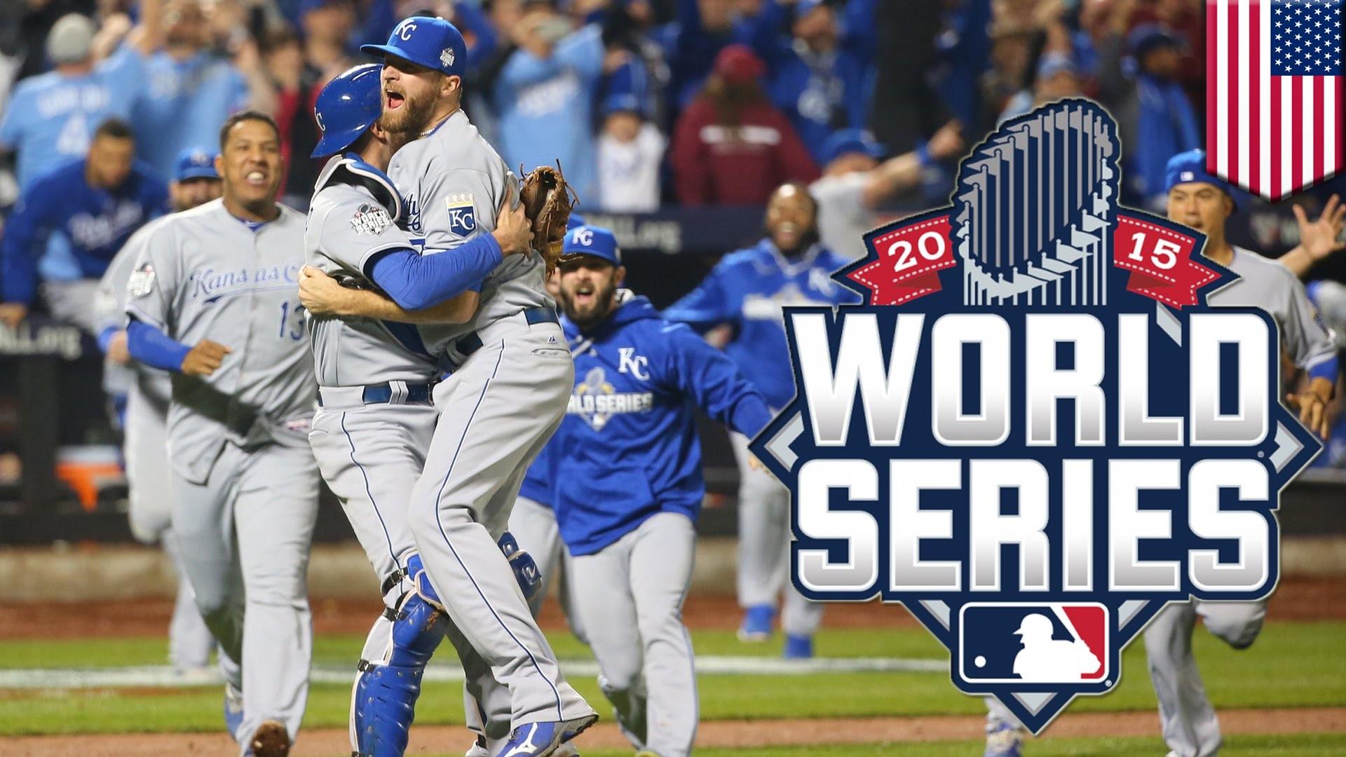 Kansas City Royals win World Series 2015: Royals crush New York Mets 7-2 in  Game 5 – YouTube
