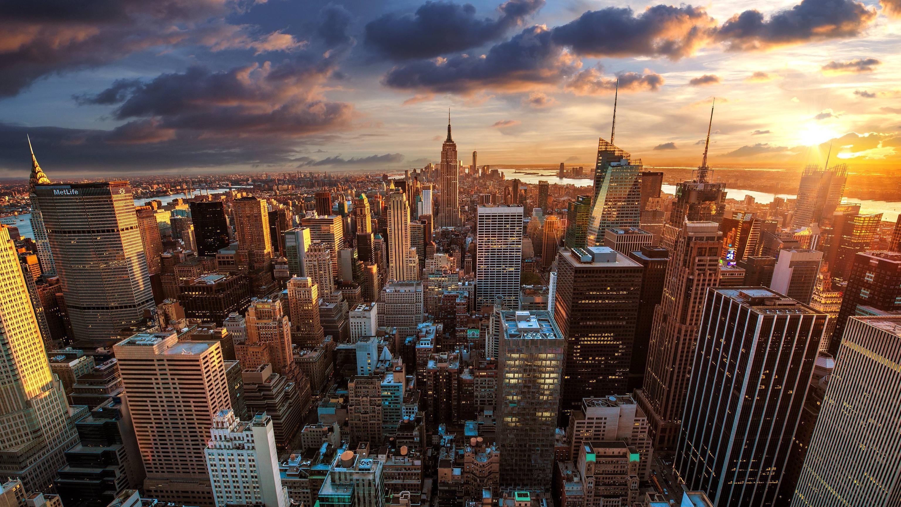 New York City wallpaper (4K) …