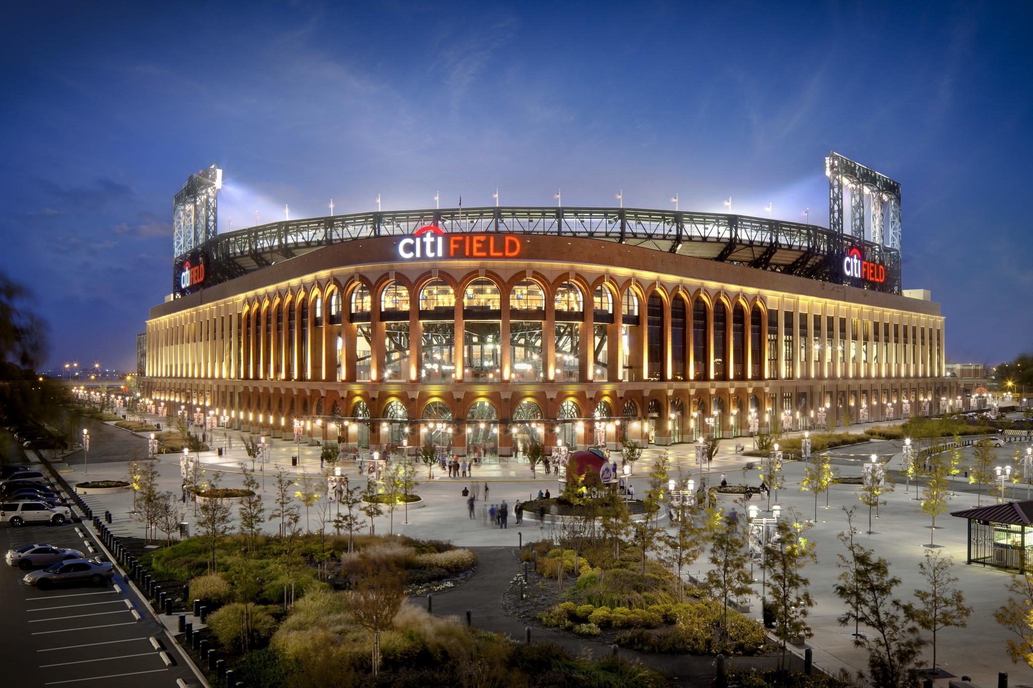 NanaWall HSW60 Stadium. NY Mets Stadium
