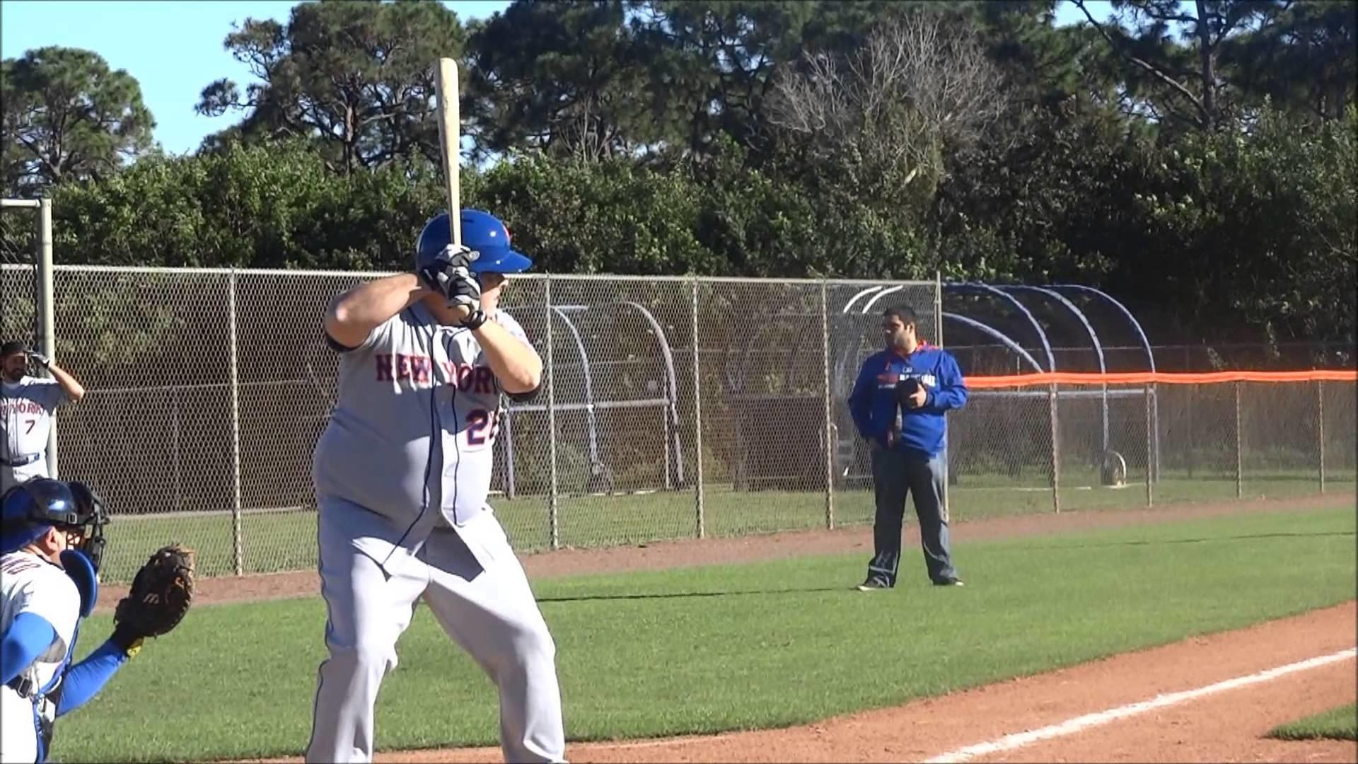 Mets Fantasy Camp 2014