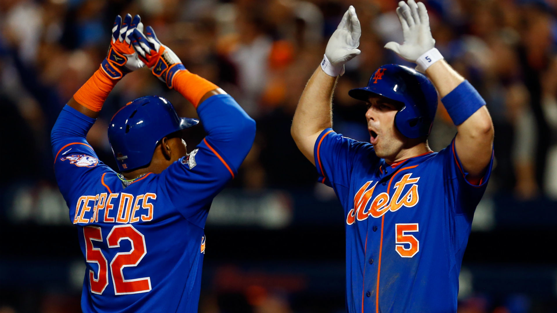 MLB playoffs 2015: Five takeaways from Mets' Game 3 rout of Dodgers   MLB    Sporting News