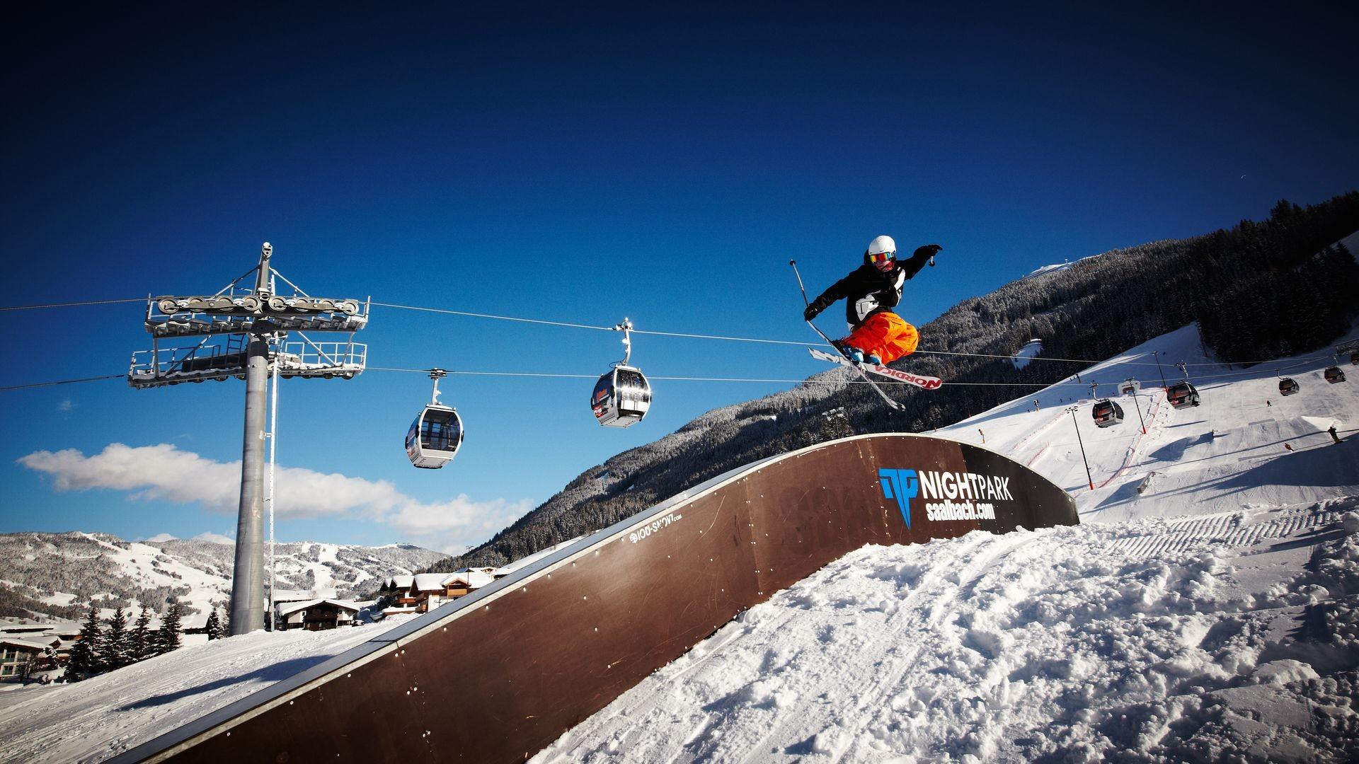 Other activities – Winter – Ferienanlage und Reitanlage Altachhof –  Saalbach Hinterglemm